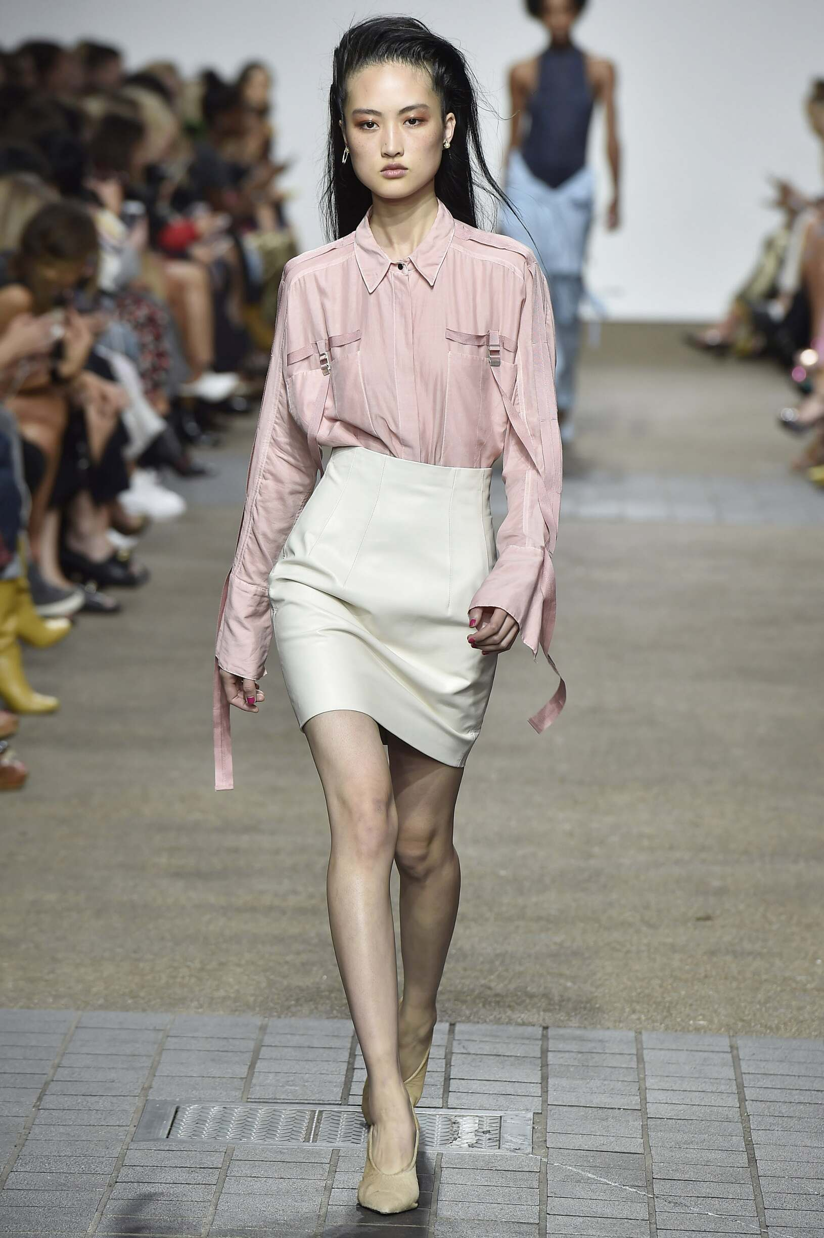 Topshop Unique London Fashion Week Womenswear 2016