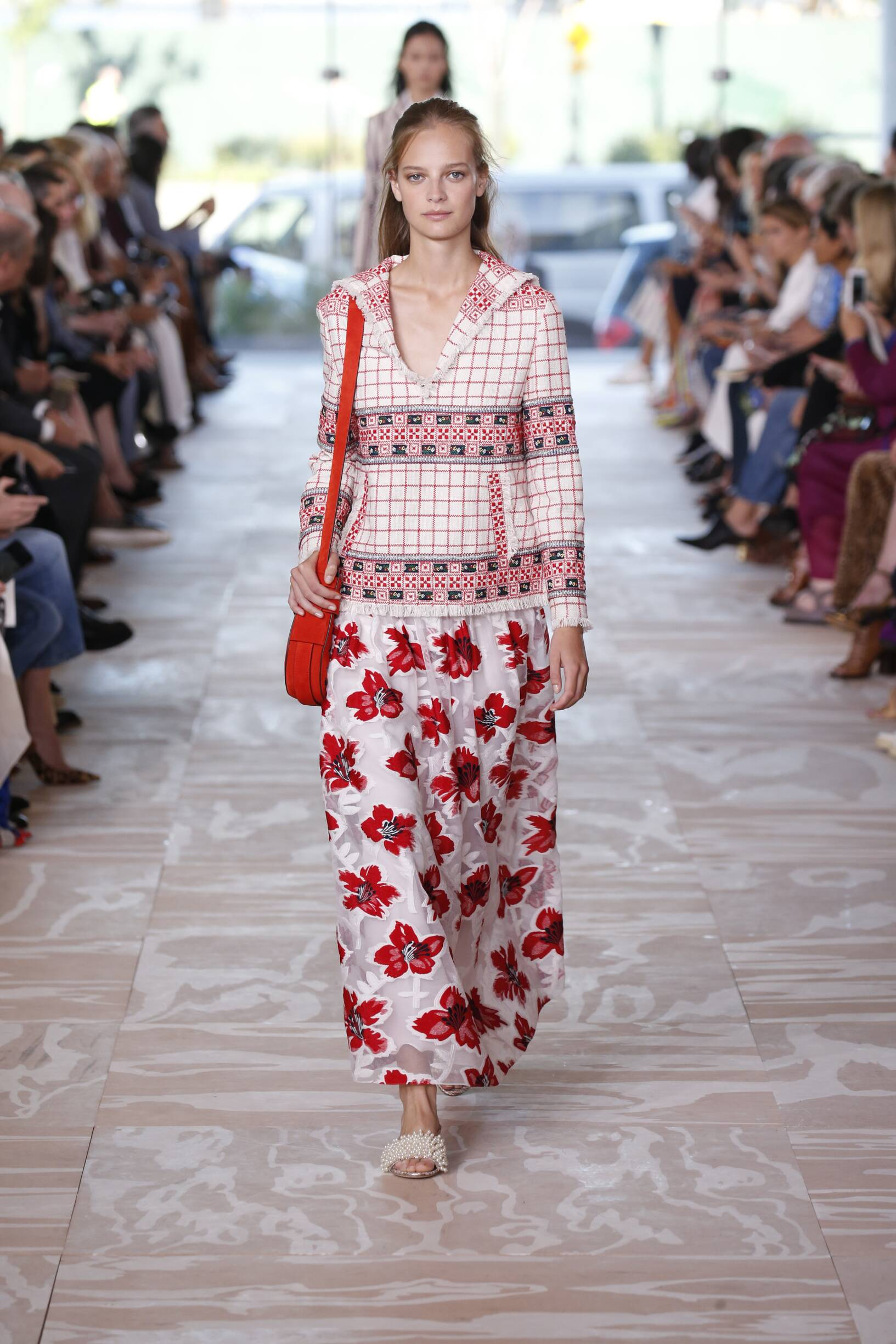 Tory Burch Catwalk