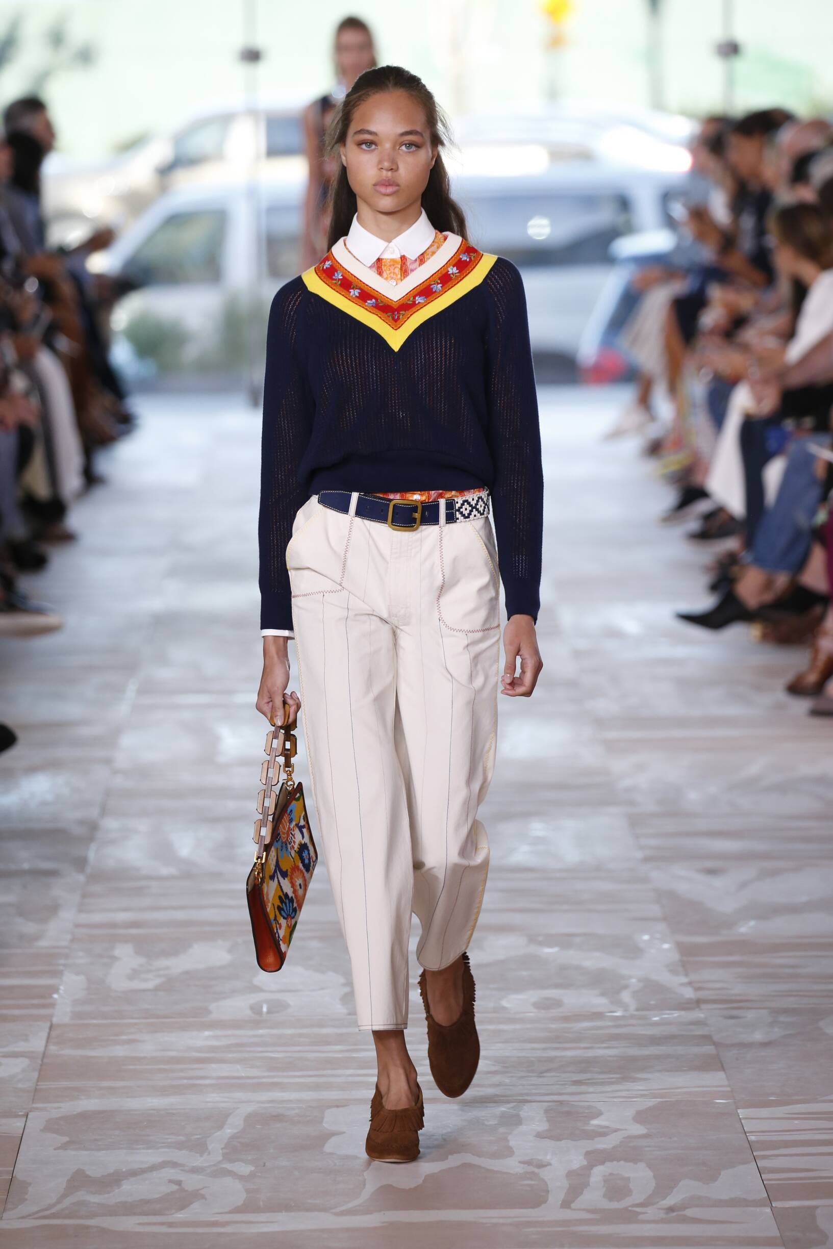 Tory Burch Fashion Show