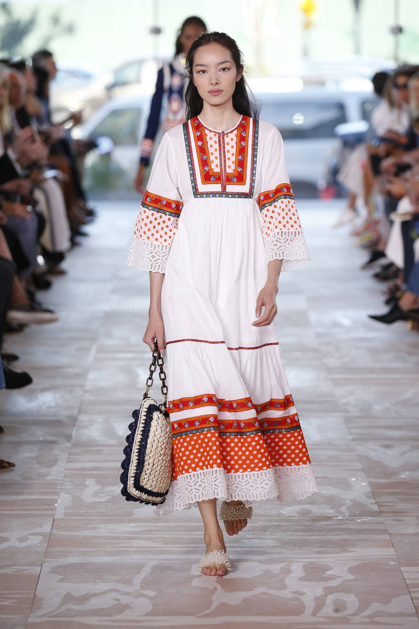 Tory Burch New York Fashion Week