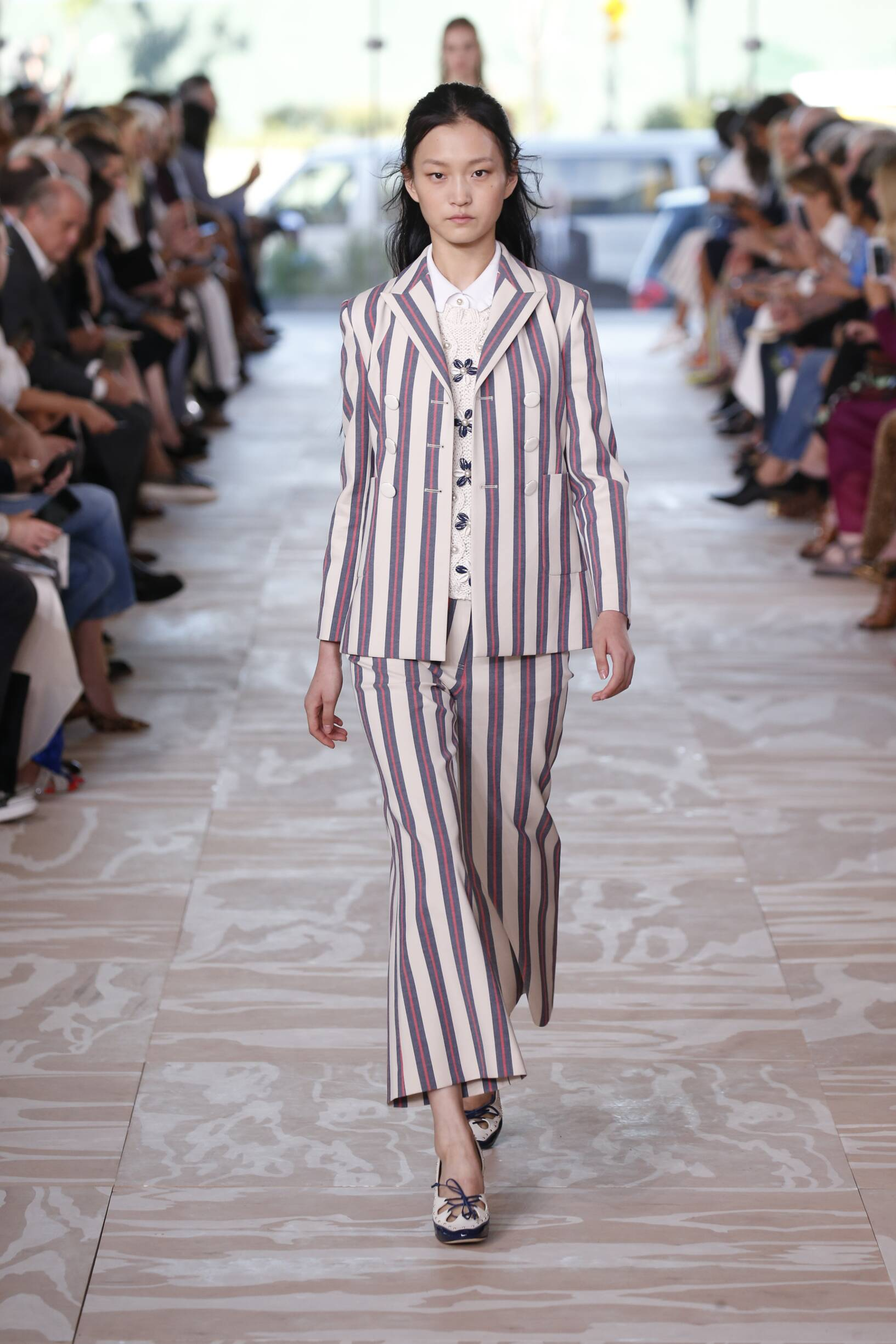 Tory Burch Spring Summer 2017 Womens Collection New York Fashion Week