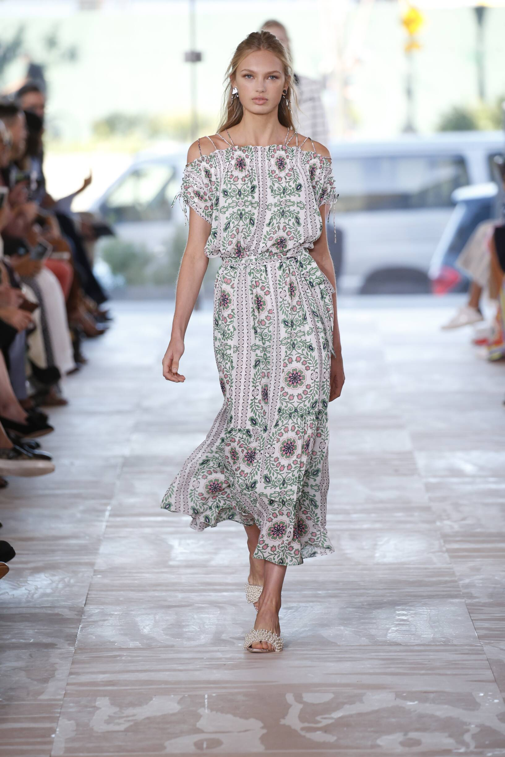 Tory Burch Spring Summer 2017