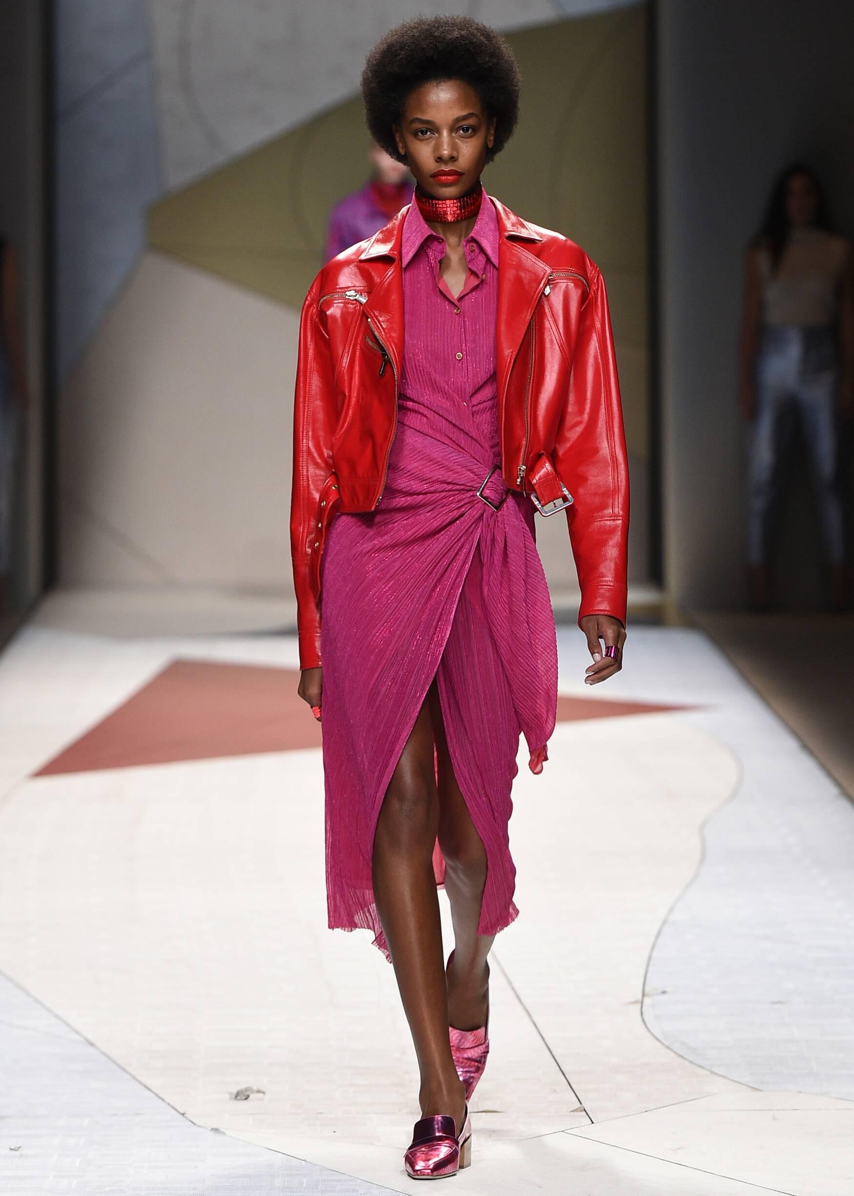 Trussardi Fashion Show SS 2017