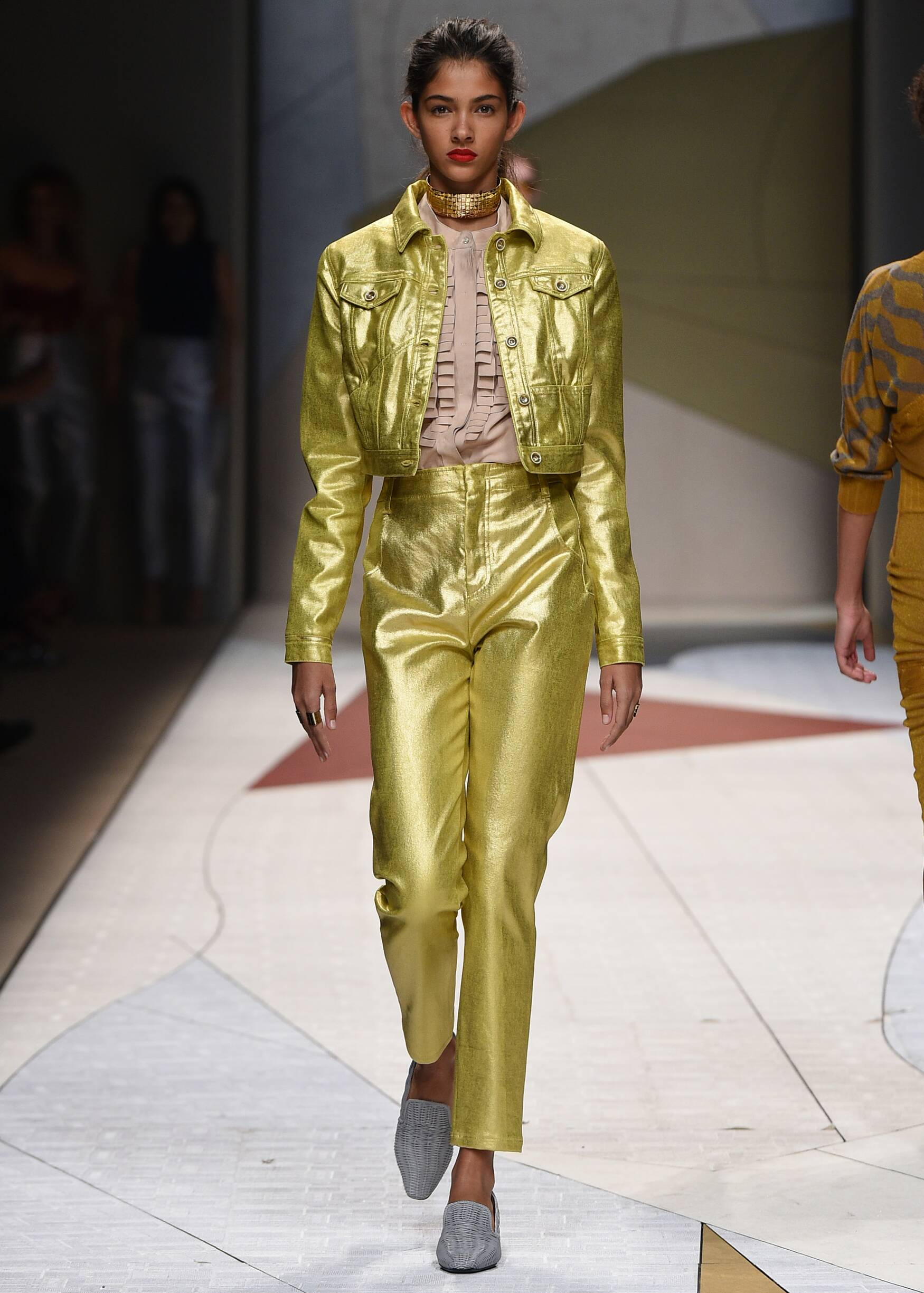 Trussardi Milan Fashion Week Womenswear