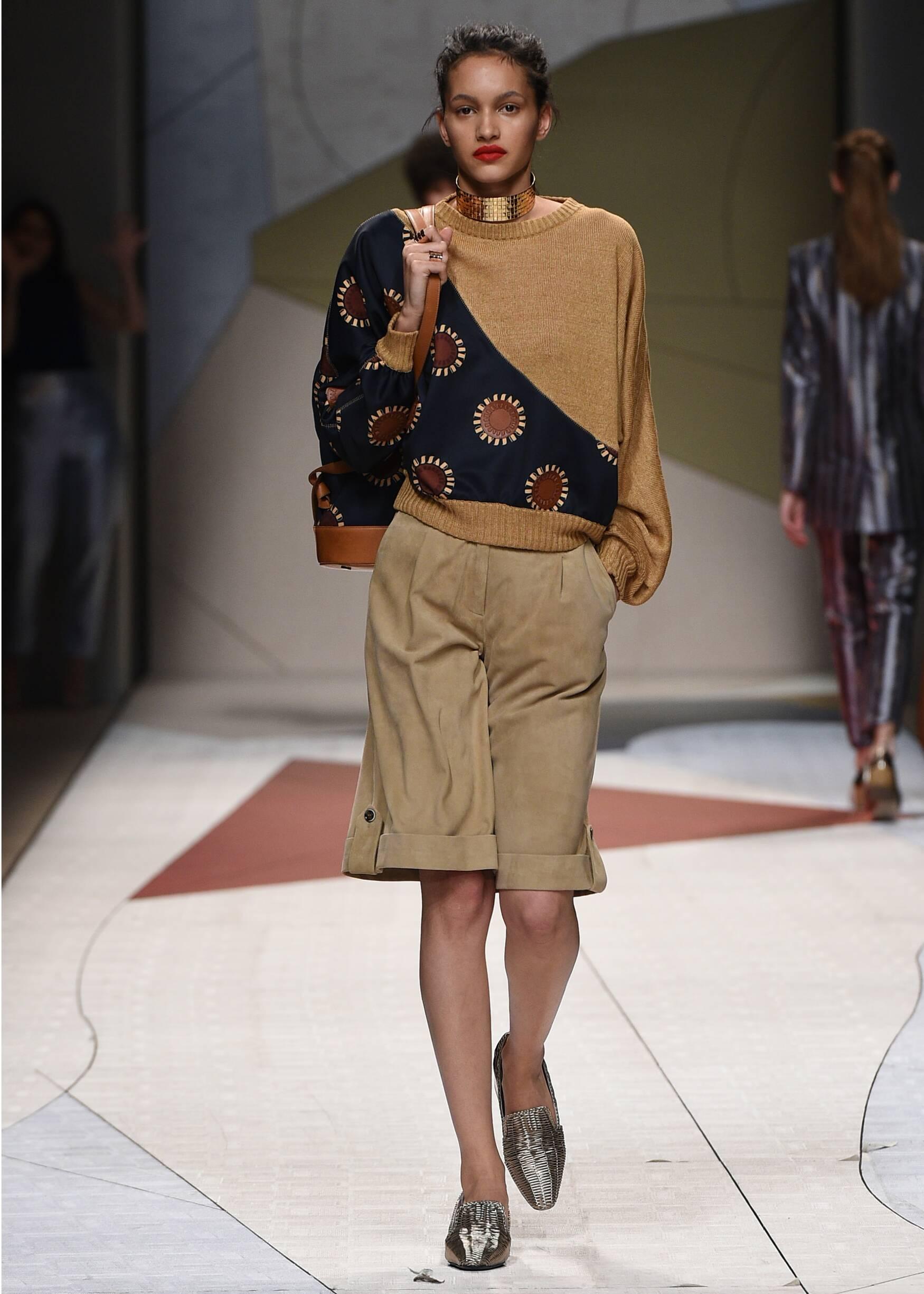 Trussardi SS 2017 Womenswear