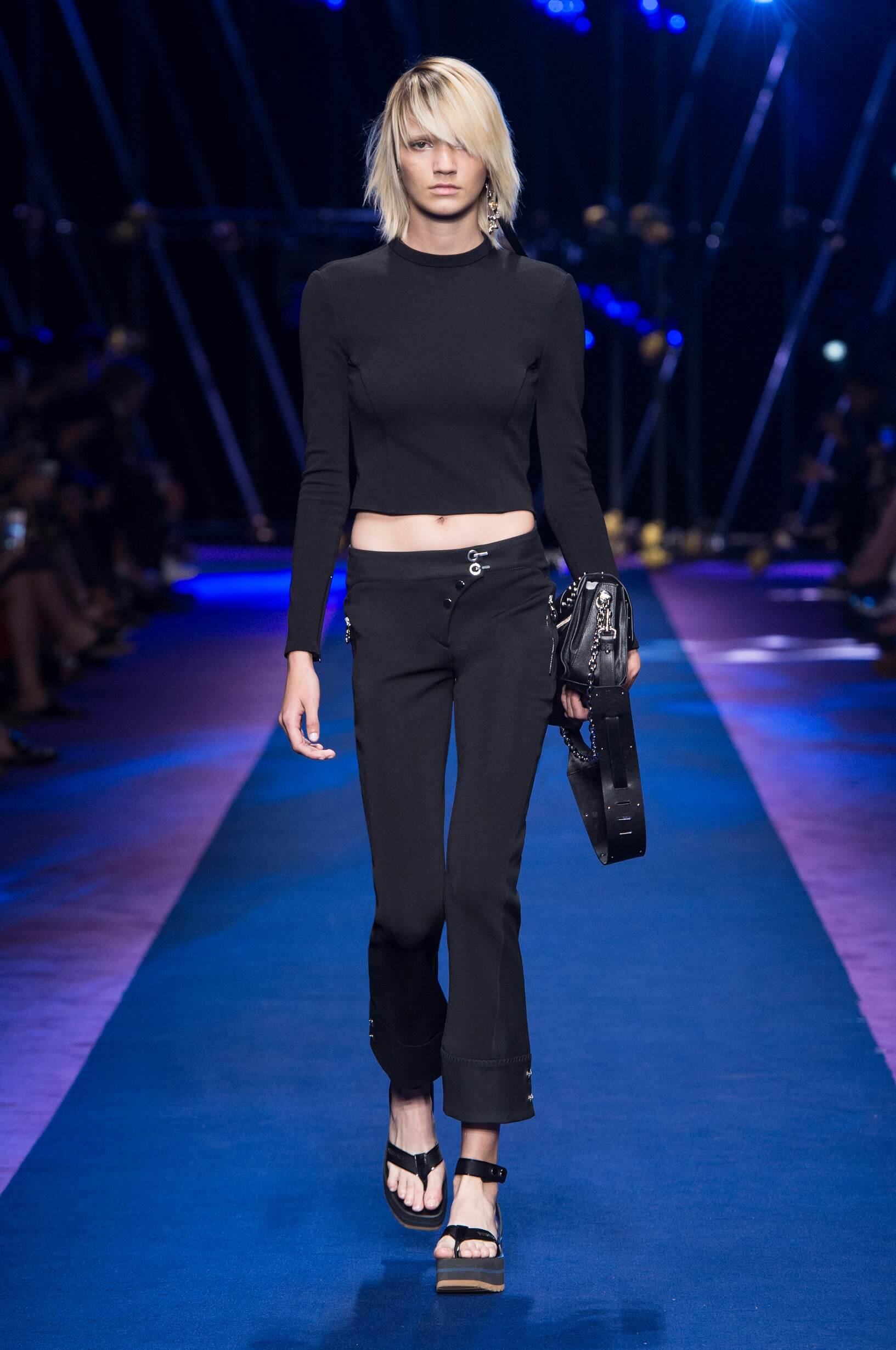 Versace SS 2017 Womenswear
