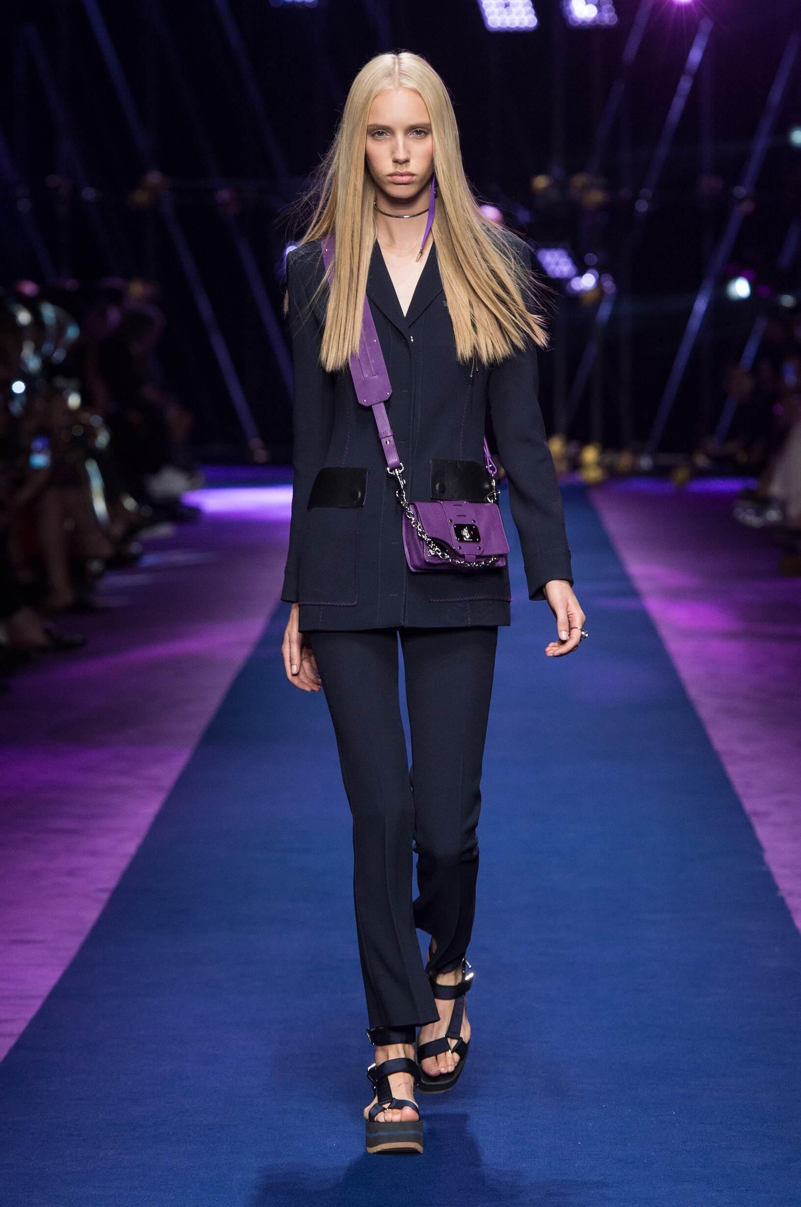 Versace Spring Summer 2017 Womens Collection Milan Fashion Week