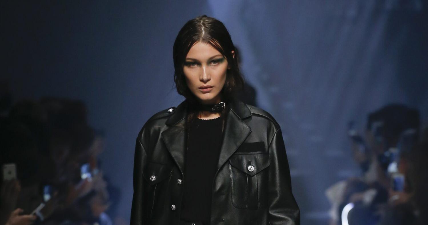 Versus Versace Fashion Show SS 2017 London