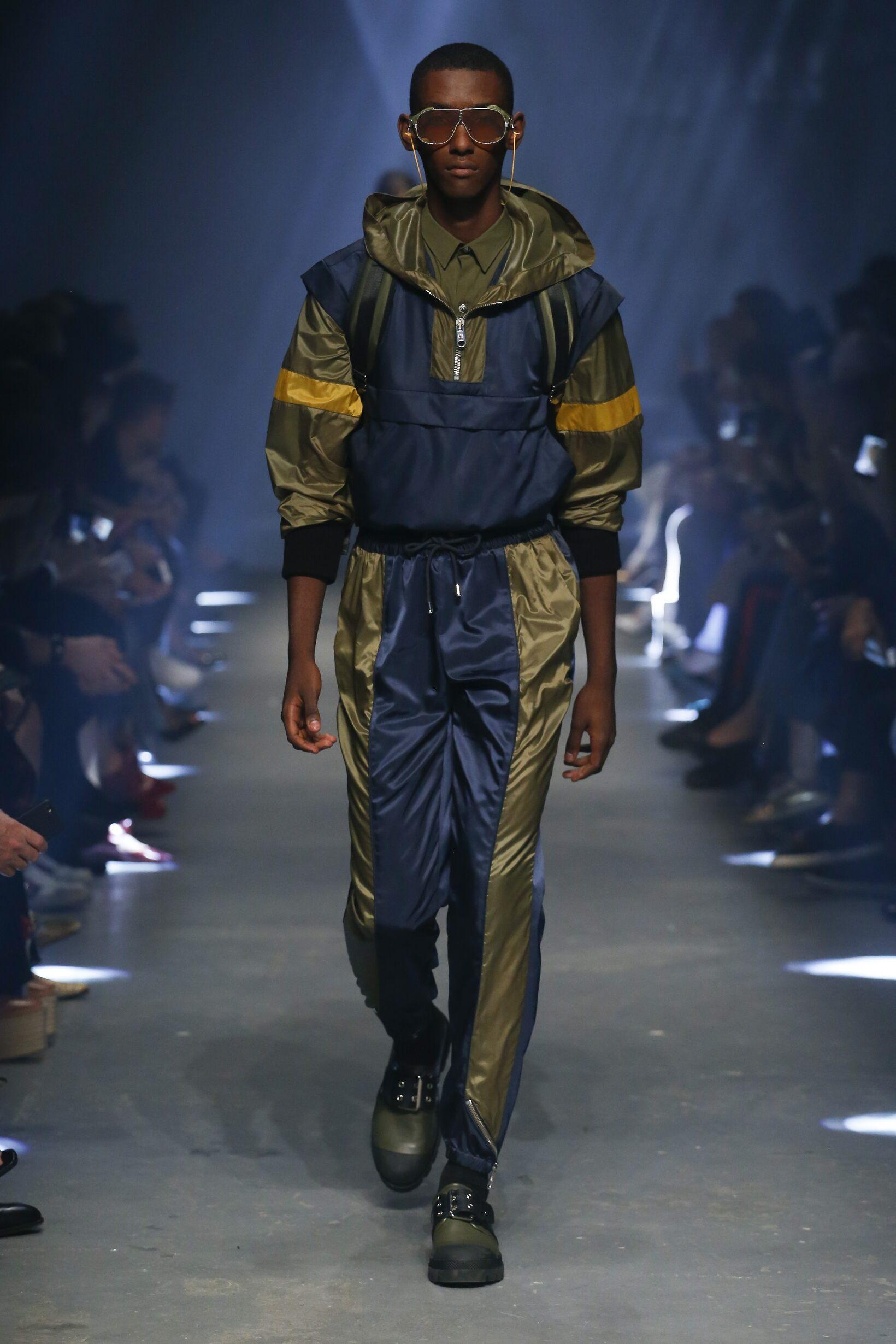 Versus Versace London Fashion Week