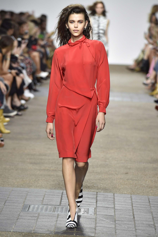 Woman September 2016 Collection Fashion Trends Topshop Unique