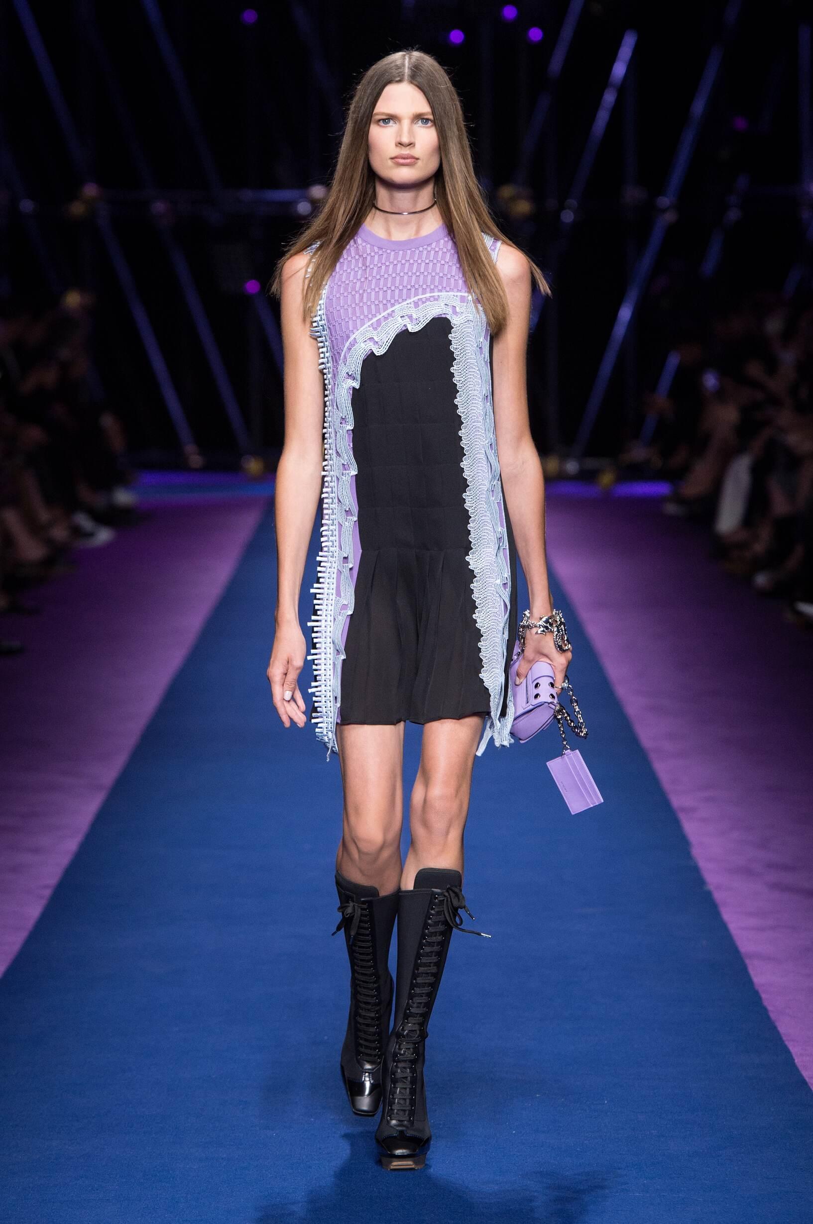 Womenswear Spring Summer Versace 2017