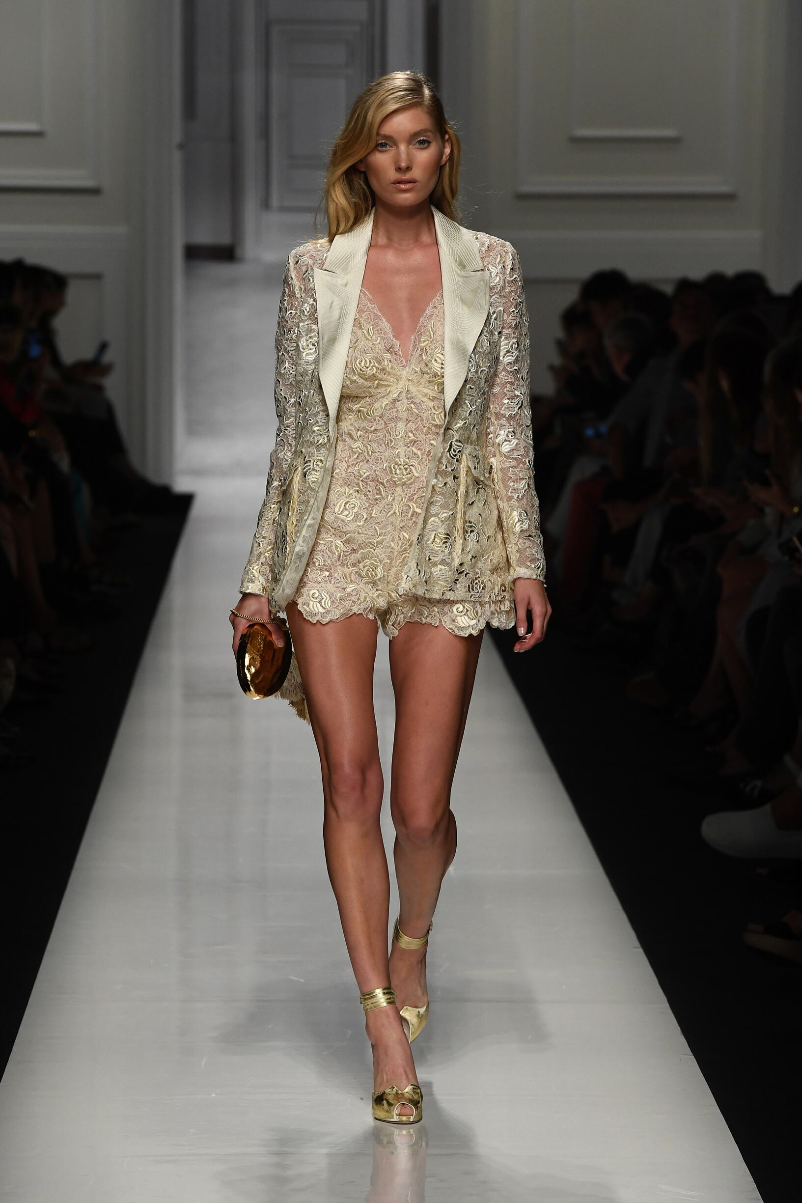 Womenswear Summer Ermanno Scervino 2017