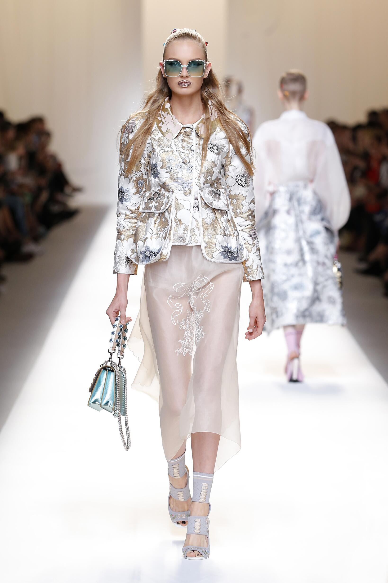 Womenswear Summer Fendi 2017