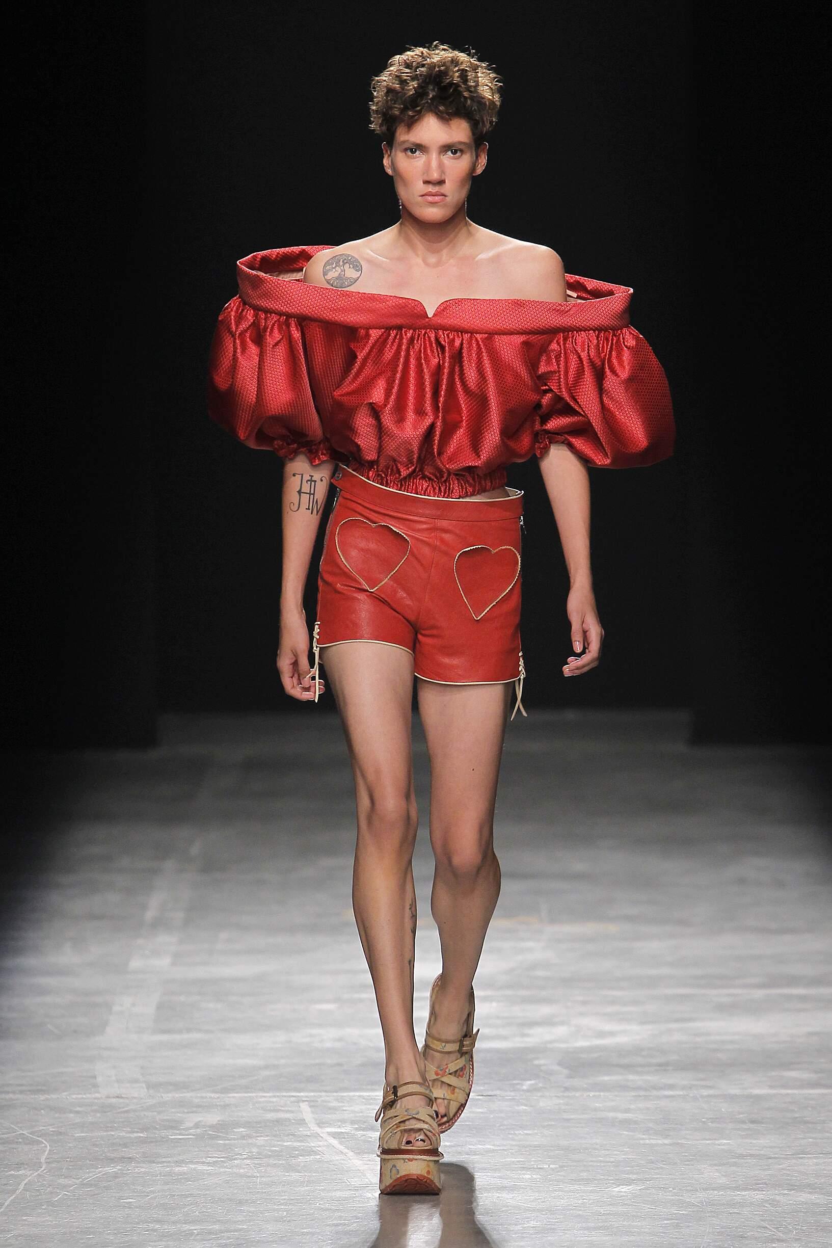 Andreas Kronthaler For Vivienne Westwood Spring Summer
