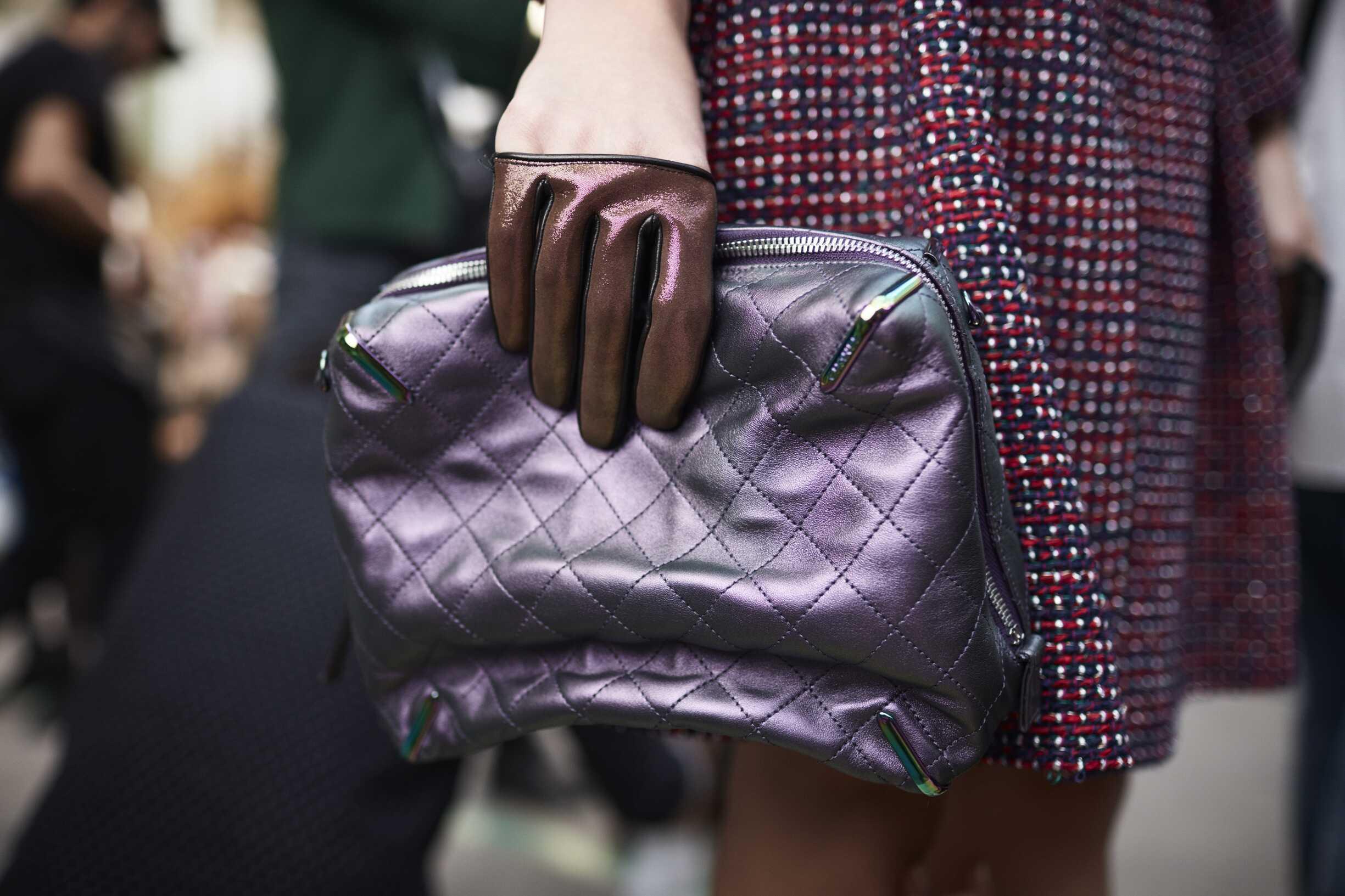 2017 Chanel Bag Detail