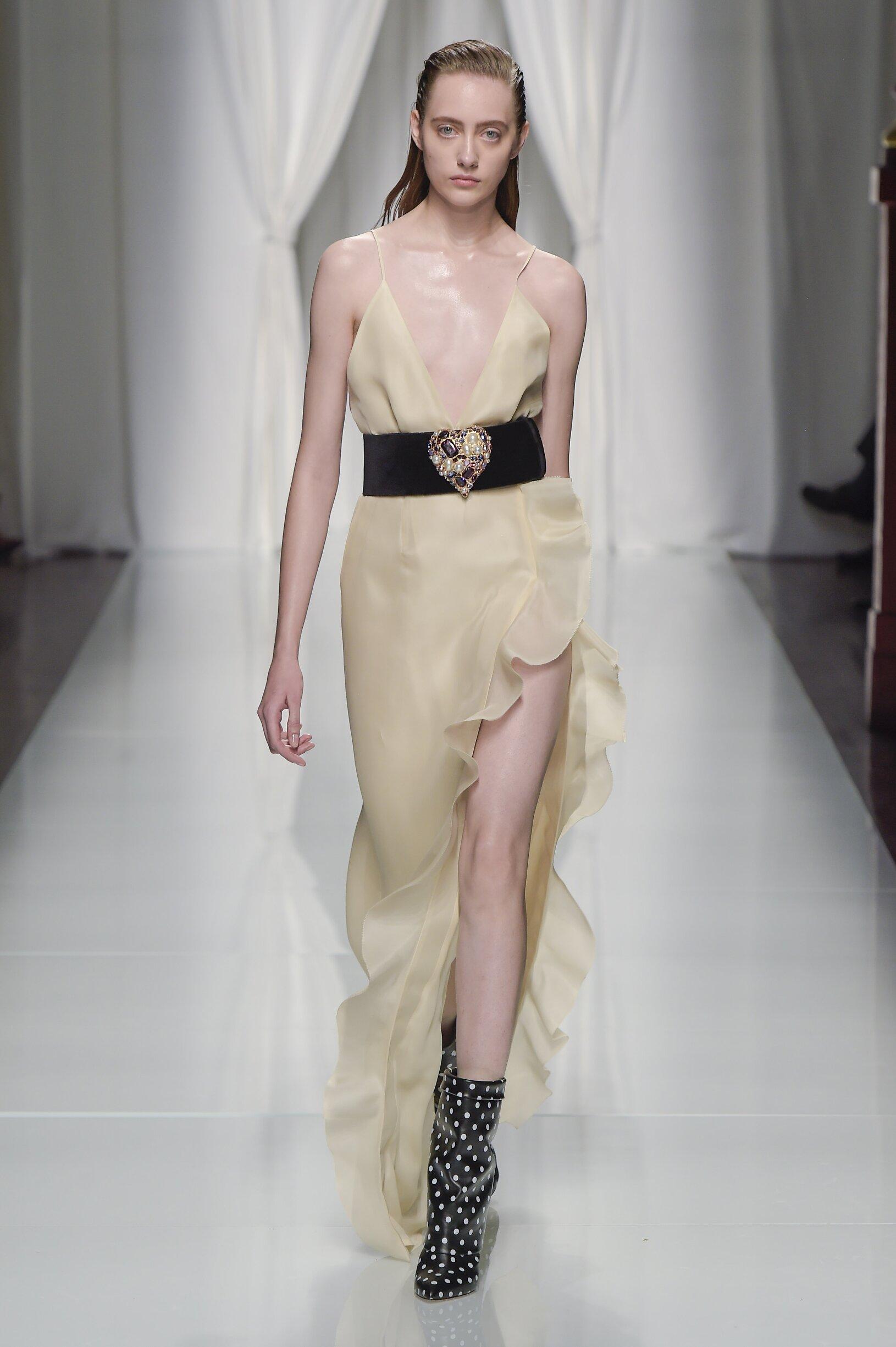 2017 Woman Style Emanuel Ungaro