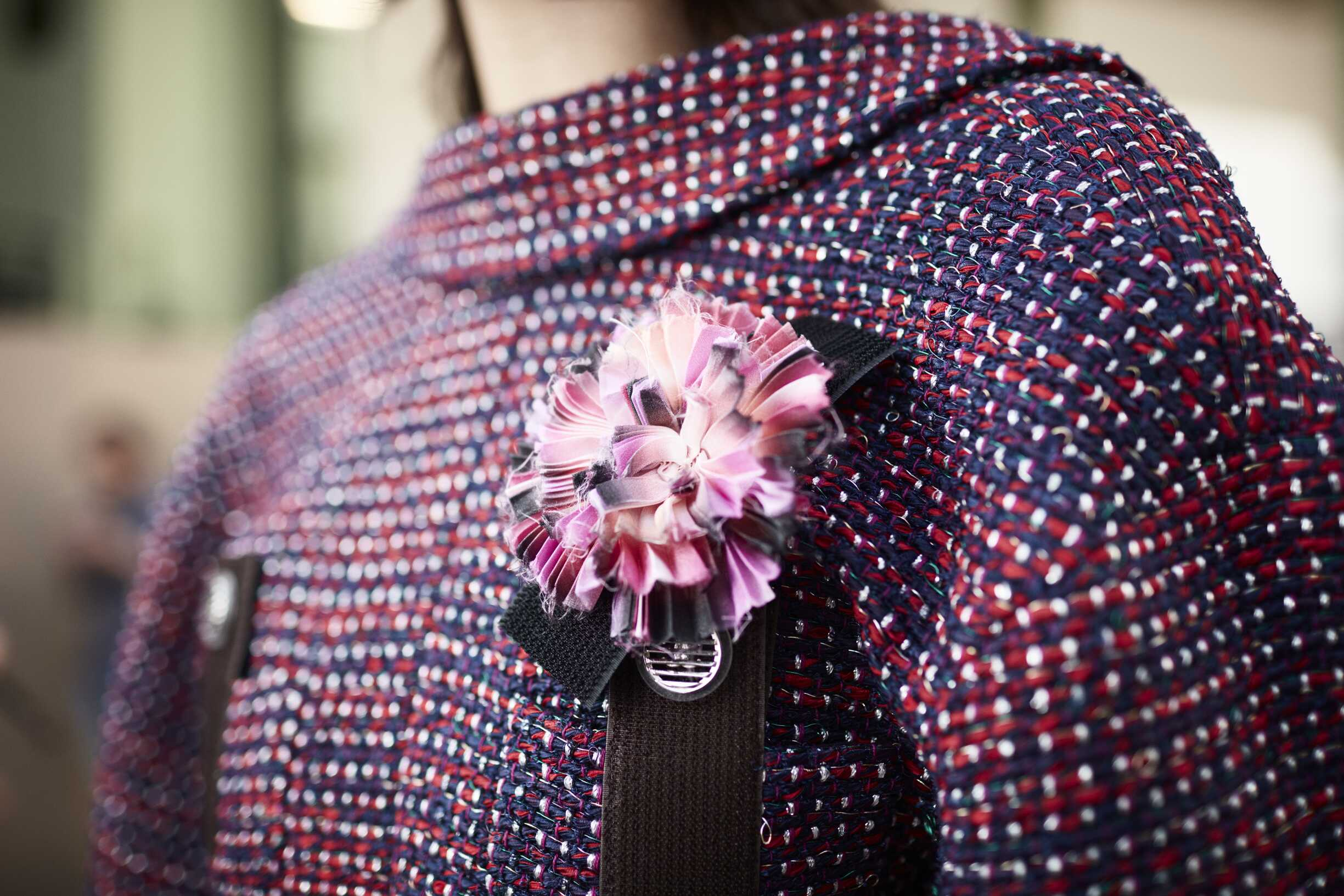 Accessories Detail Fashion Show Chanel