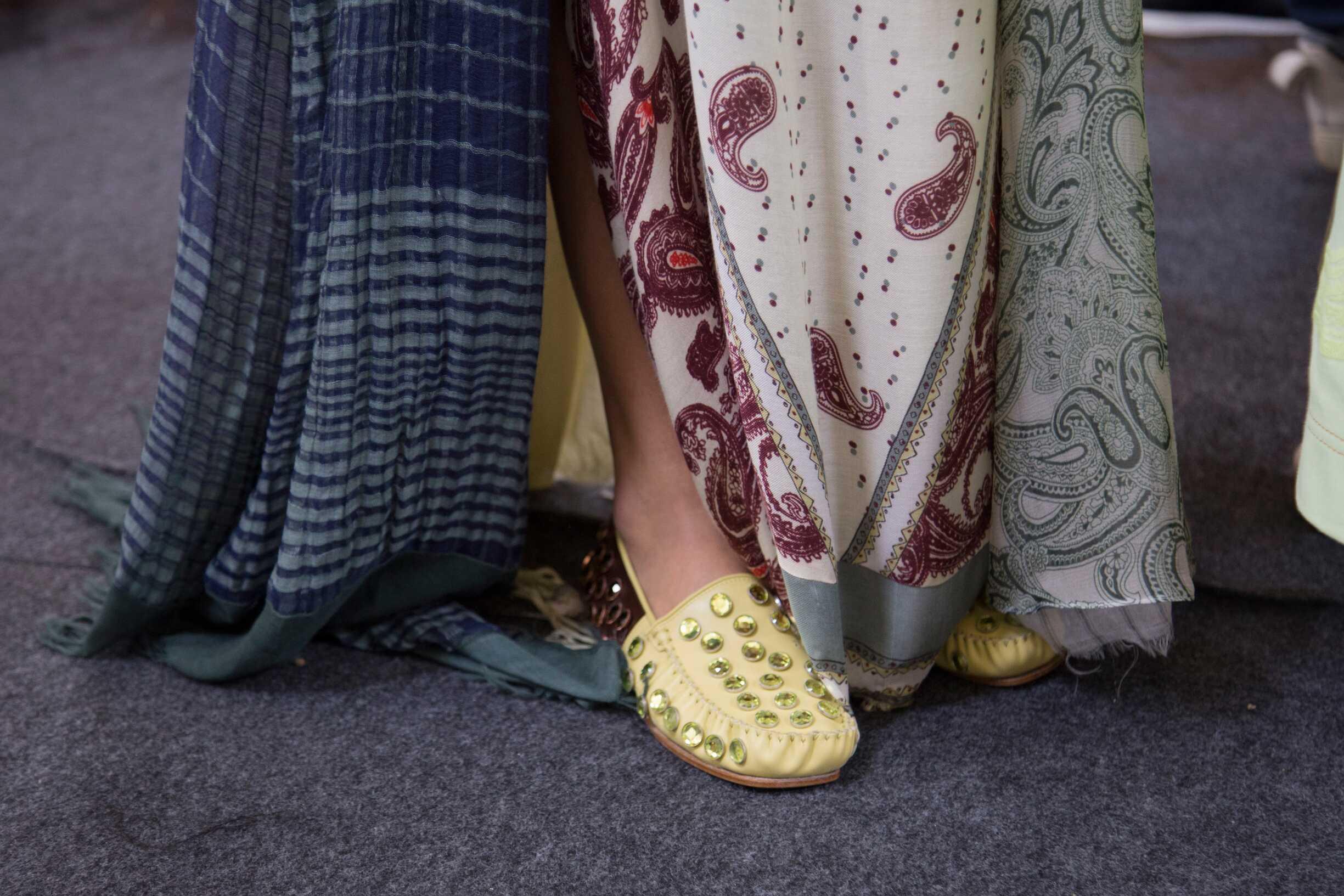 Acne Studios Backstage Fashion Shoes Womenswear