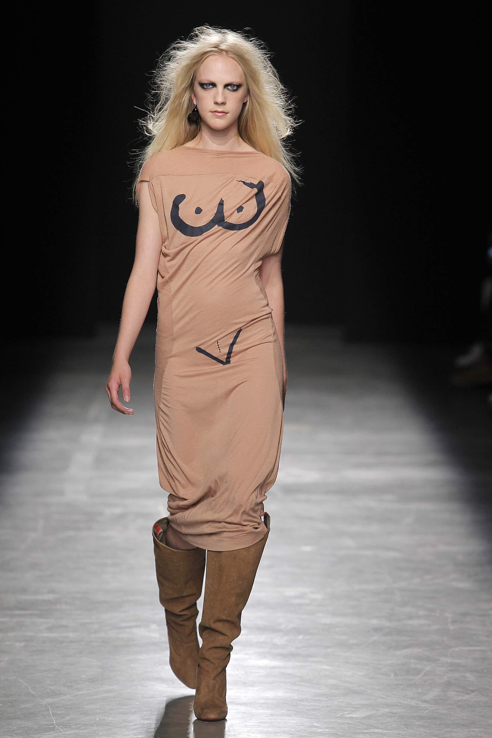 Andreas Kronthaler for Vivienne Westwood 2017 Paris