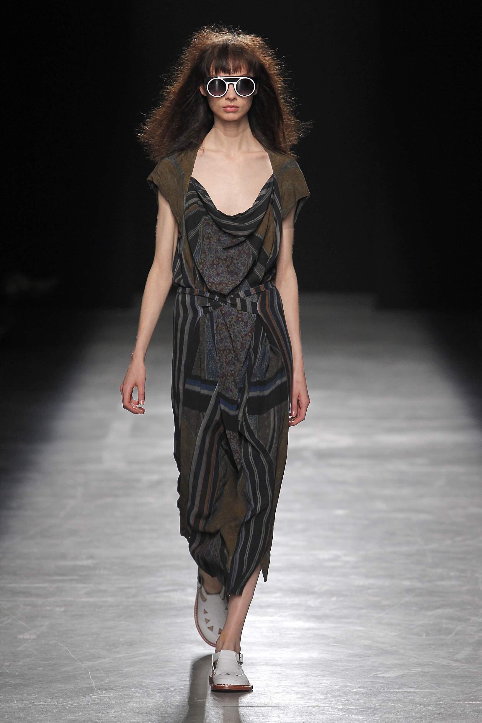 Andreas Kronthaler for Vivienne Westwood Paris Fashion Week