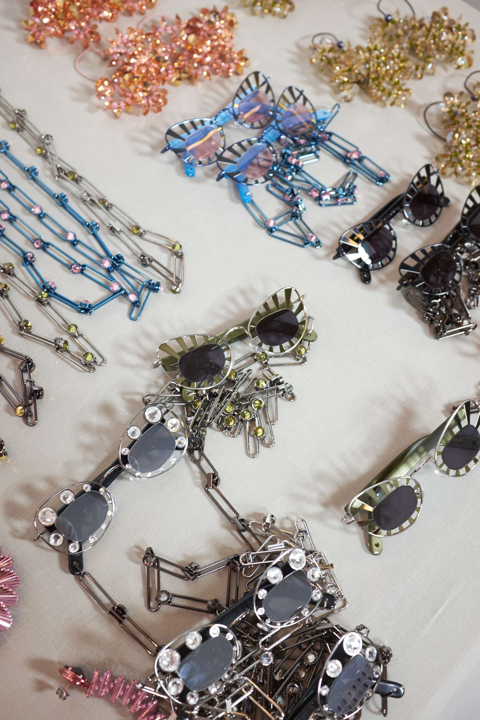 Backstage Kenzo Accessories Detail