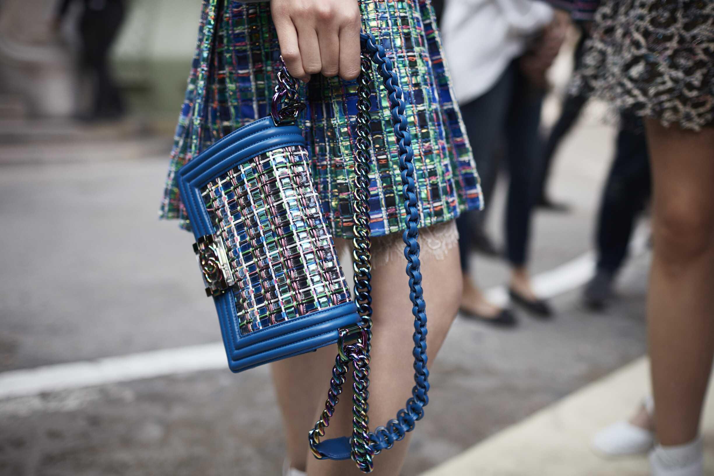 Bag 2017 Fashion Details Chanel