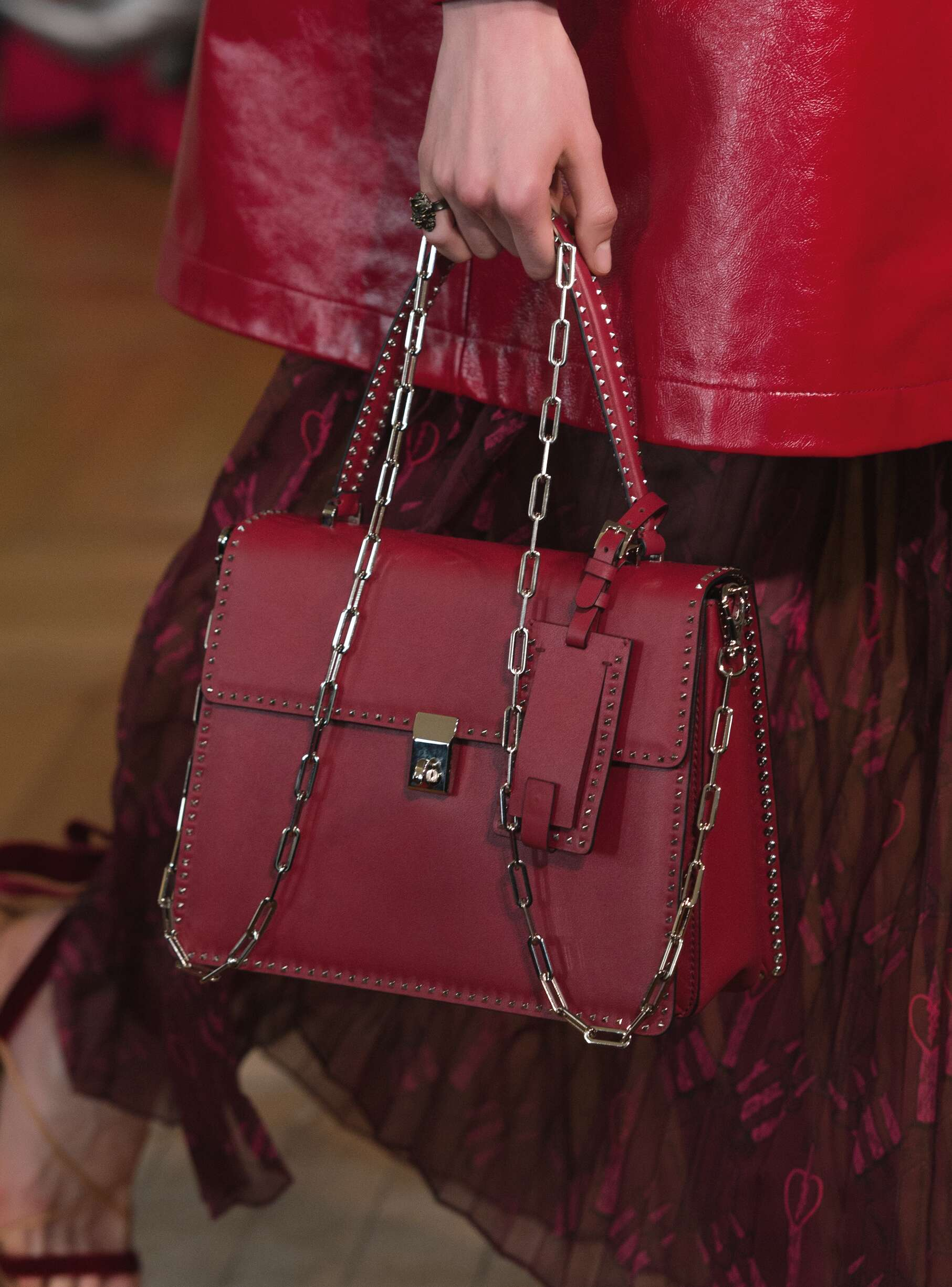Bag 2017 Womenswear Valentino