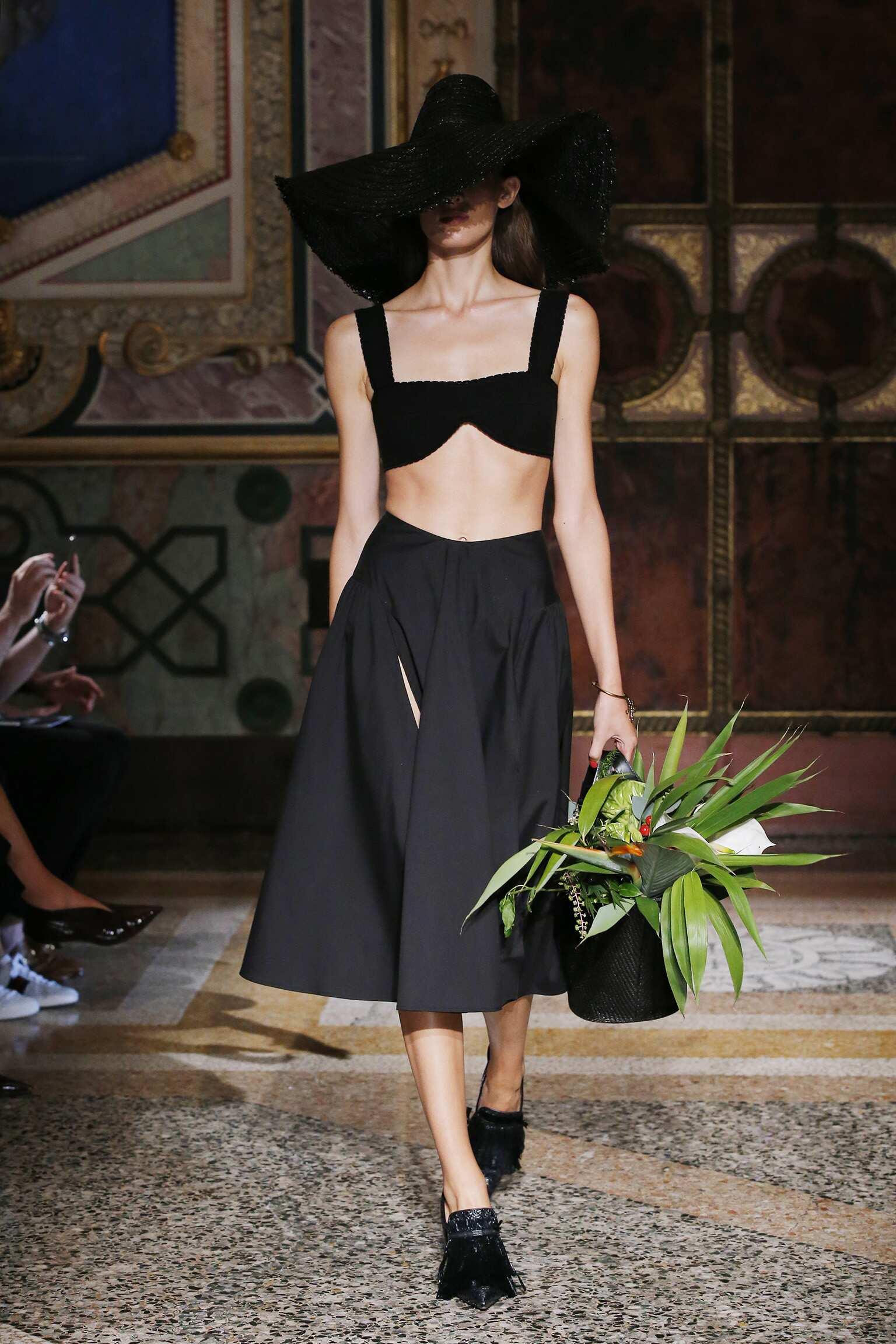 Blumarine Fashion Show