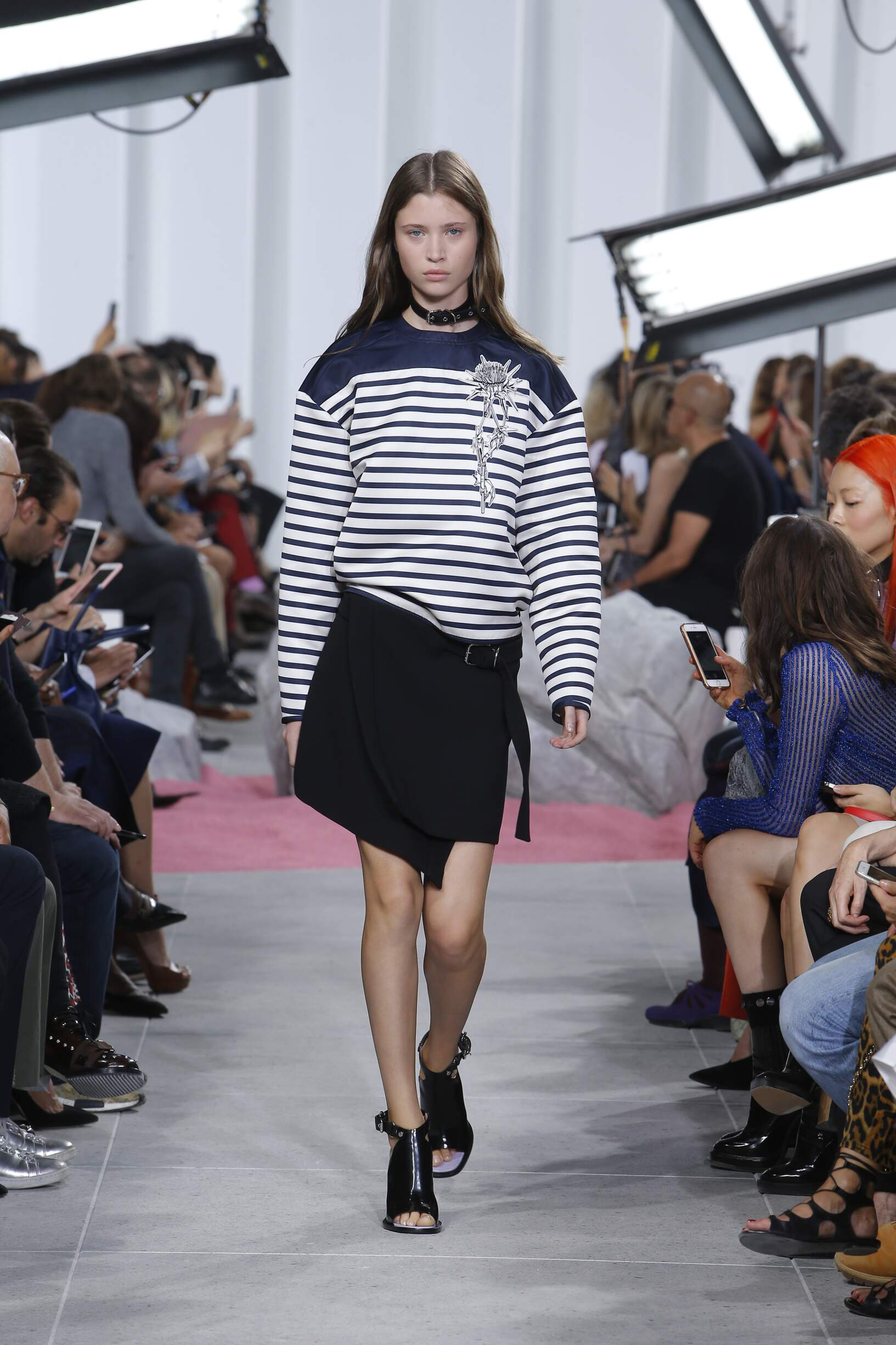 Carven Spring Summer 2017 Womens Collection Paris Fashion Week