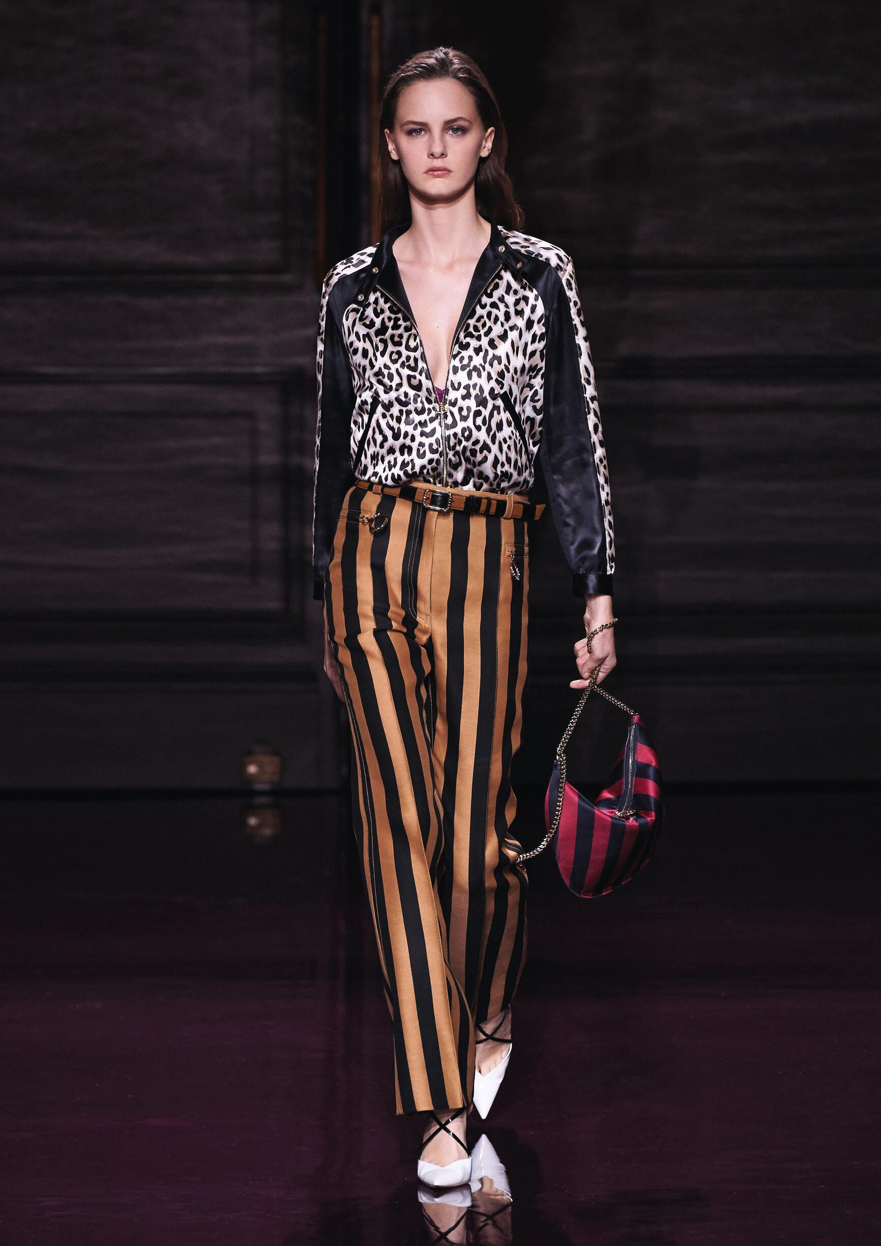 Catwalk Nina Ricci Woman Fashion Show Summer 2017