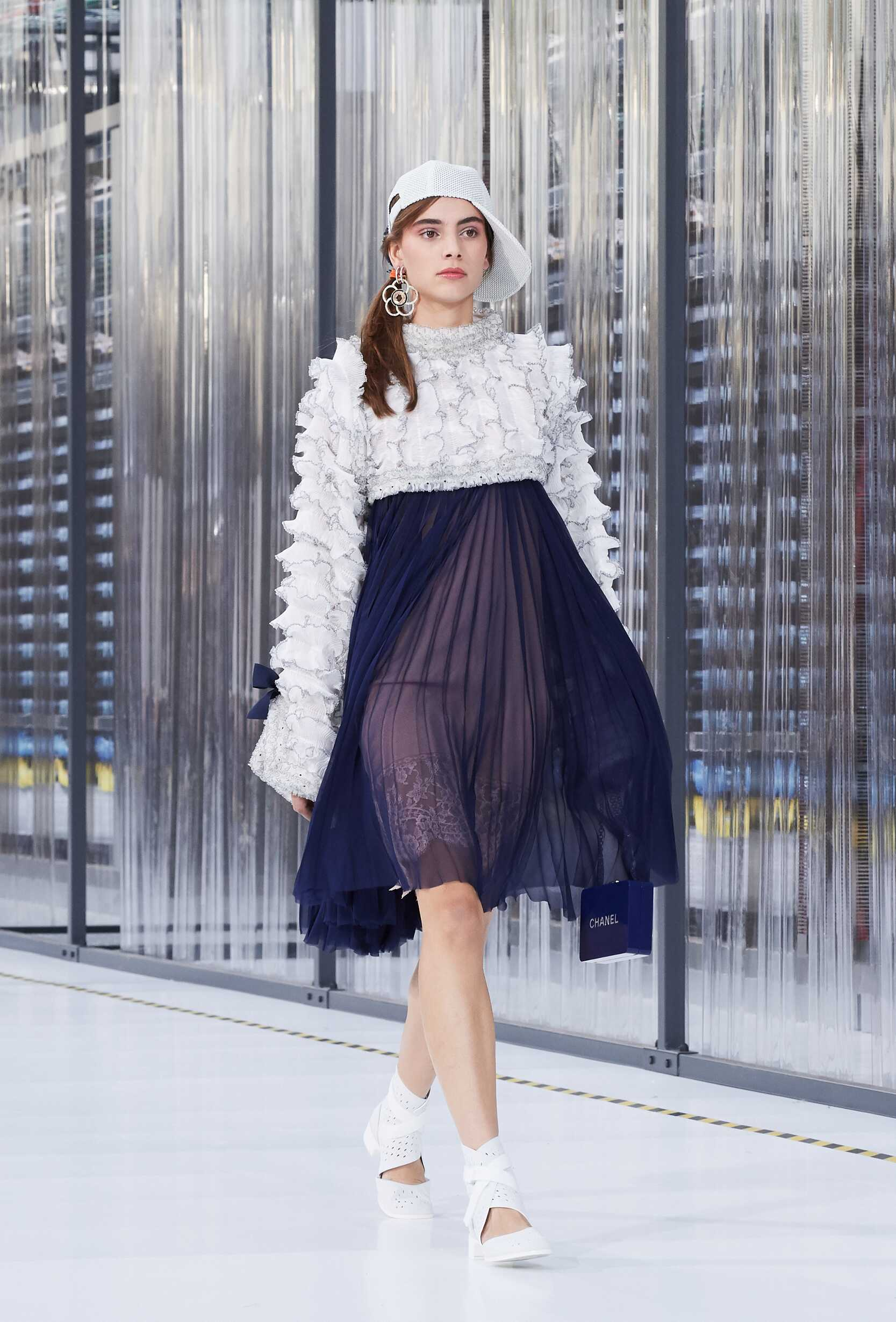 Chanel 2017 Paris Trends Womenswear