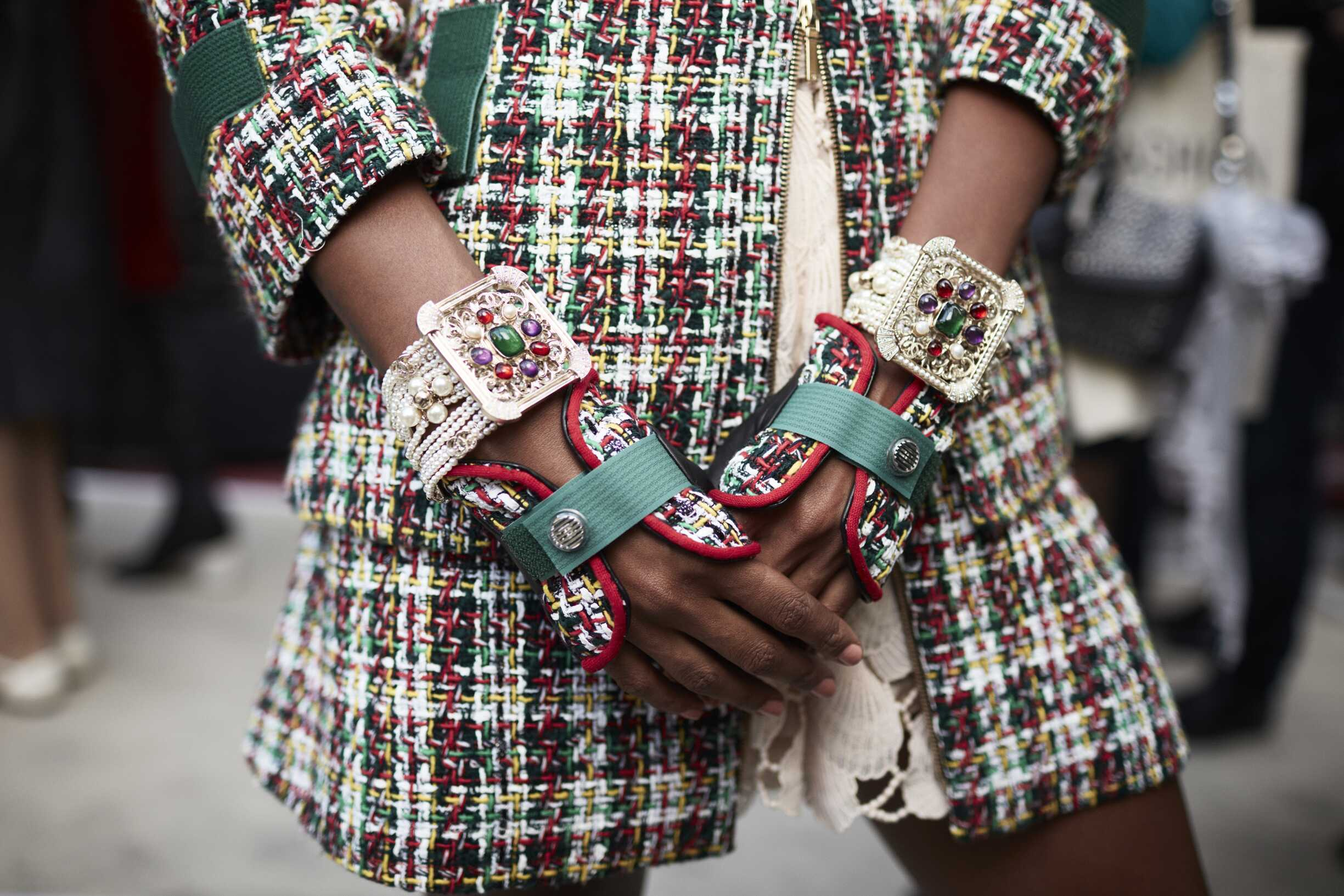 Chanel Accessories Detail