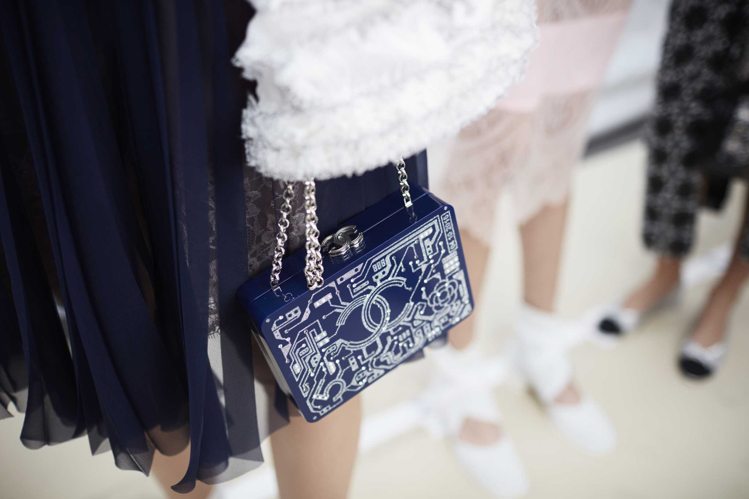 Chanel Bag Close Up