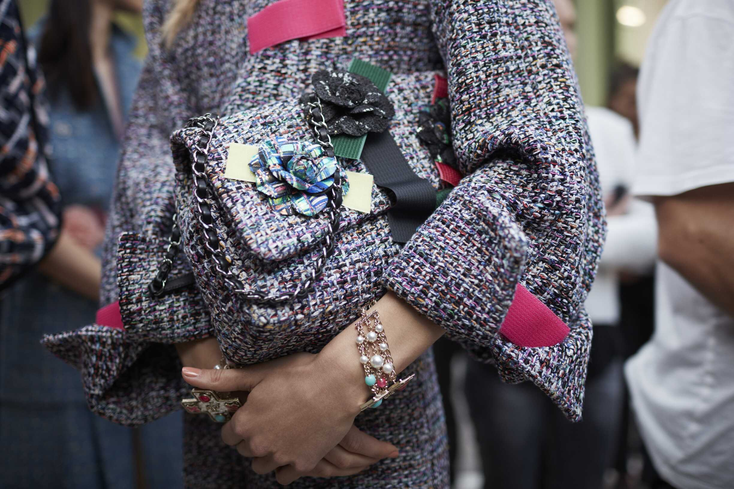 Chanel Bag and Accessories Detail