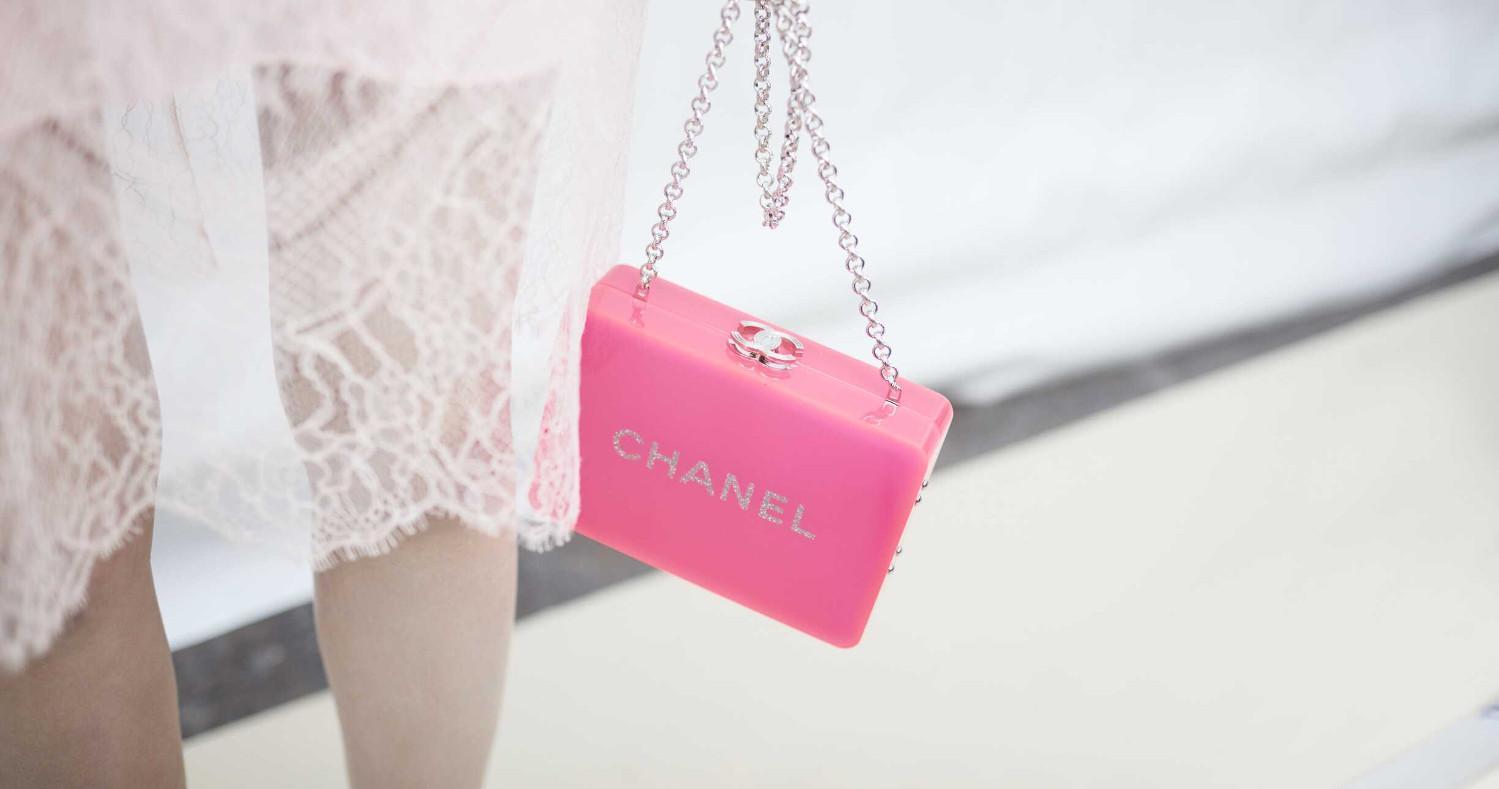 Chanel Fashion Show Details SS 2017 Paris