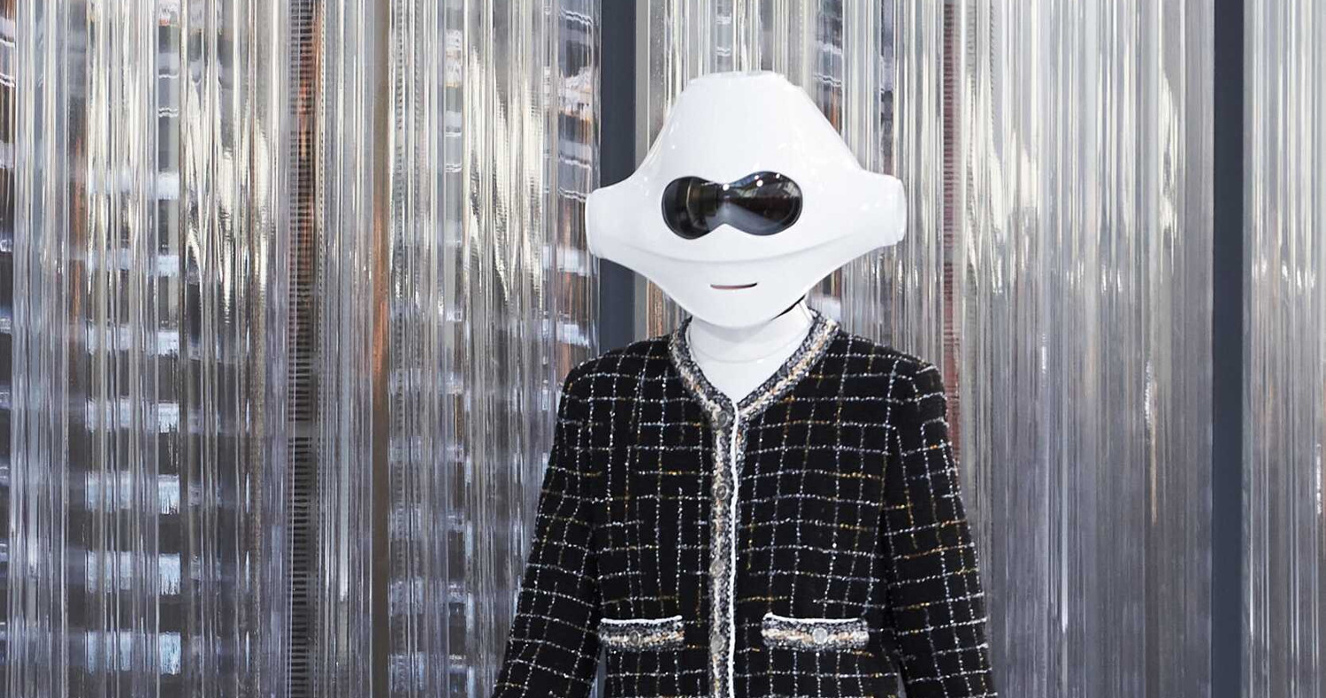 Chanel Fashion Show SS 2017 Paris