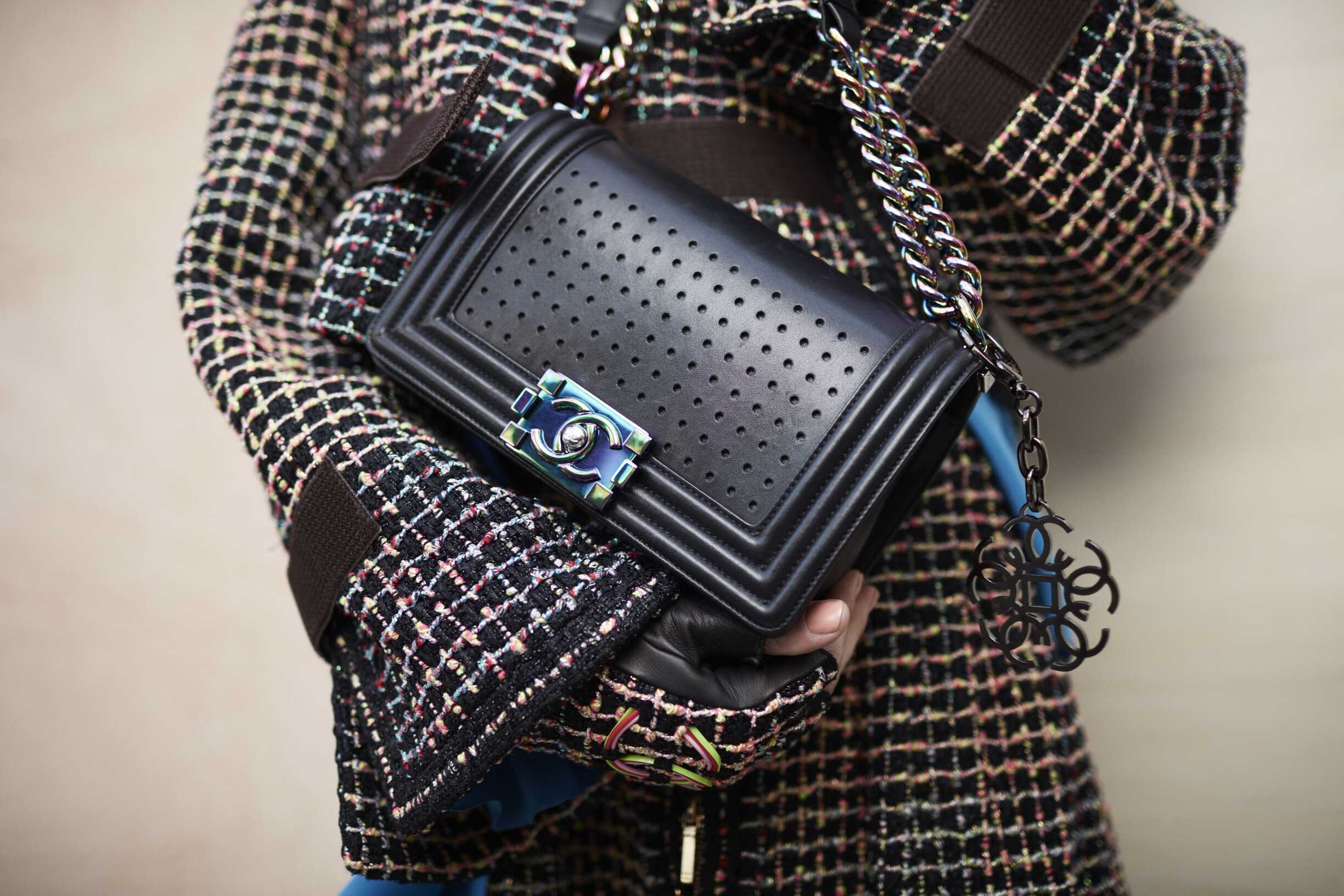 Chanel Woman Bag 2017