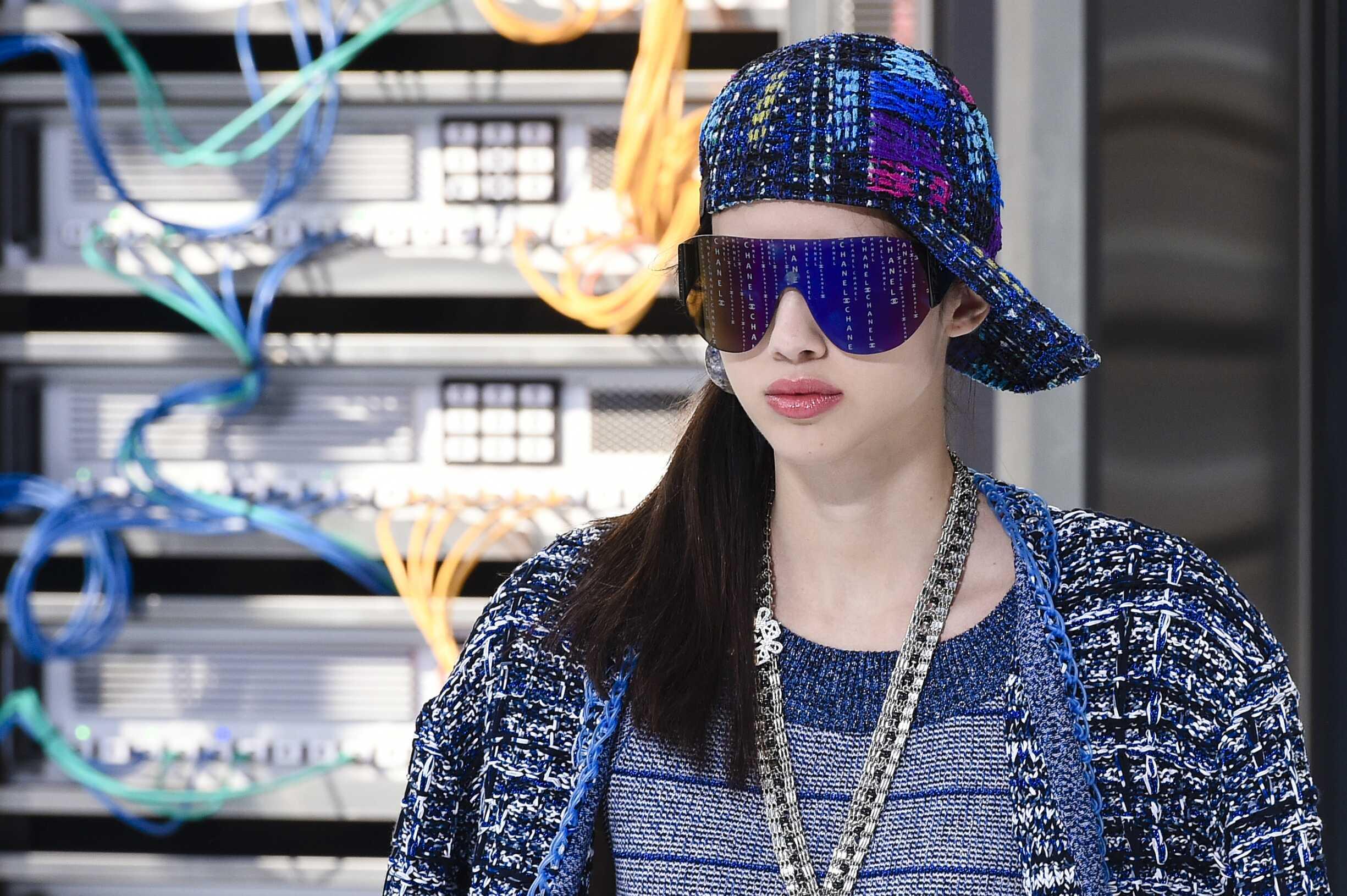 Chanel Woman Model 2017