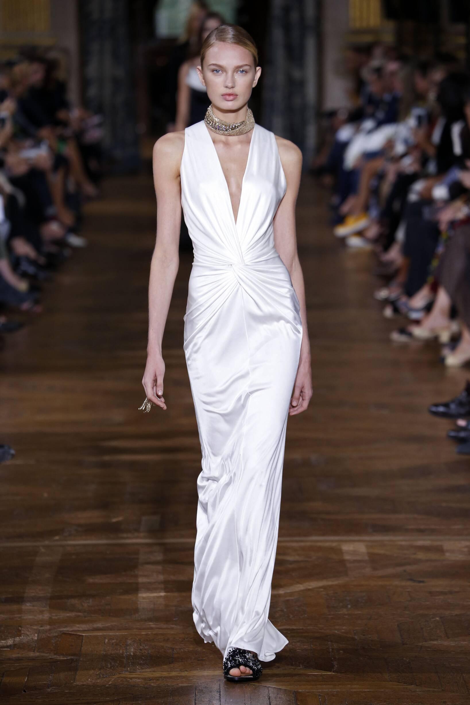 Fashion 2017 Catwalk Lanvin