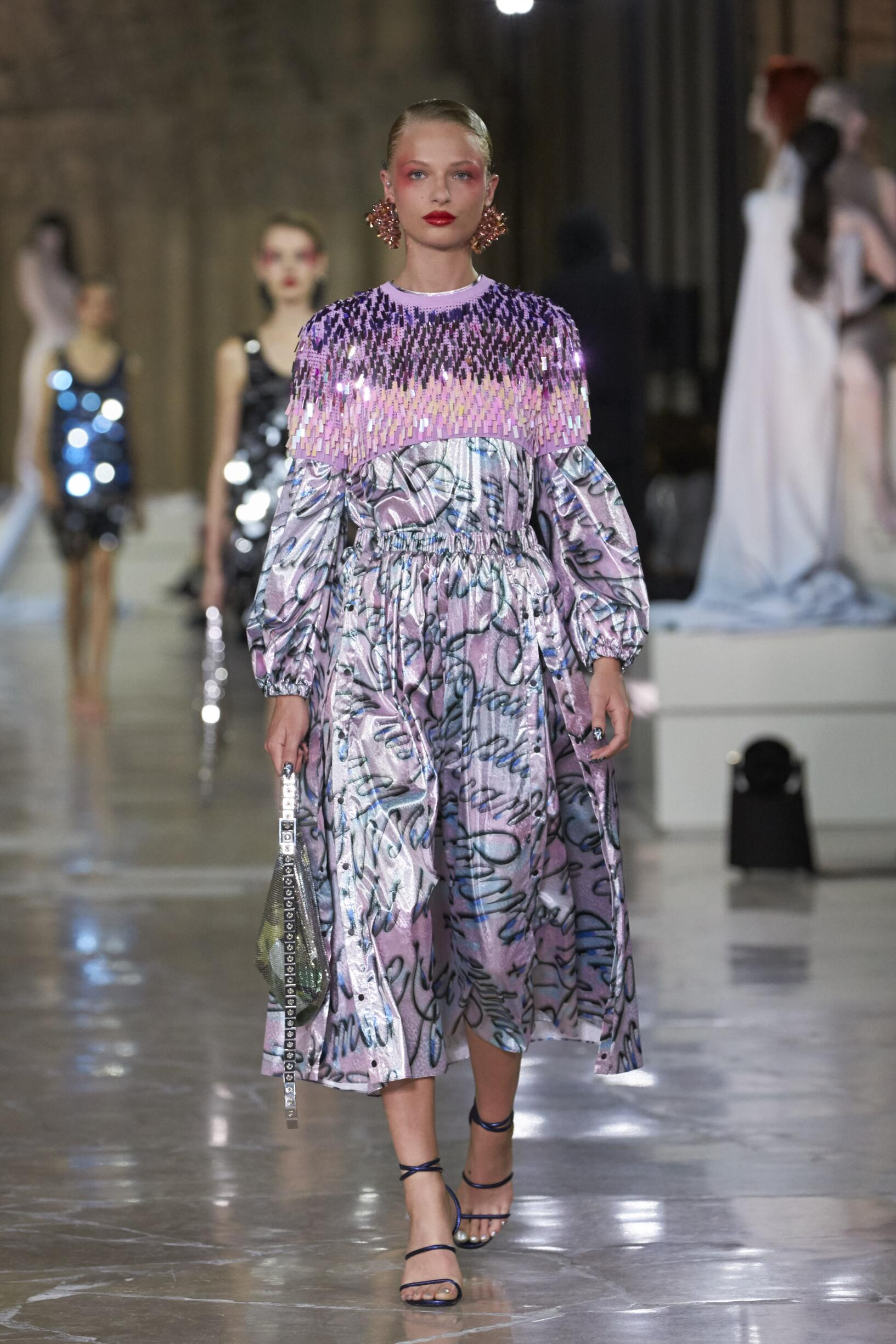 Fashion 2017 Woman Style Kenzo