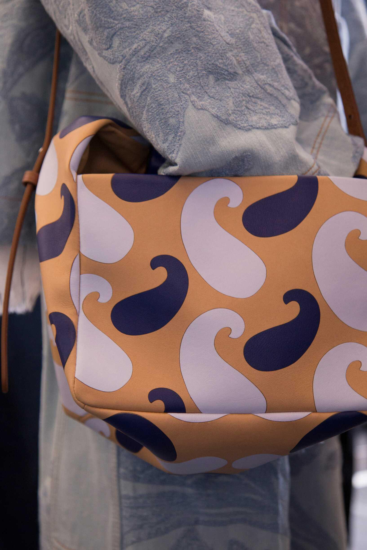 Fashion Bag Detail Acne Studios Backstage