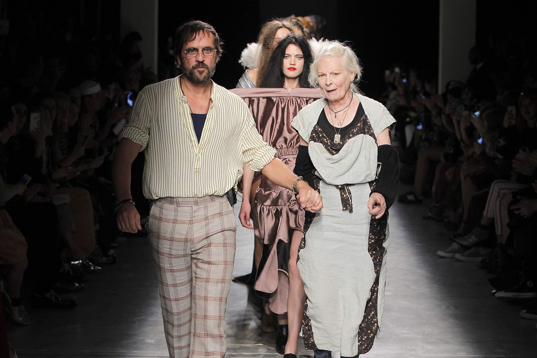 Finale Andreas Kronthaler for Vivienne Westwood