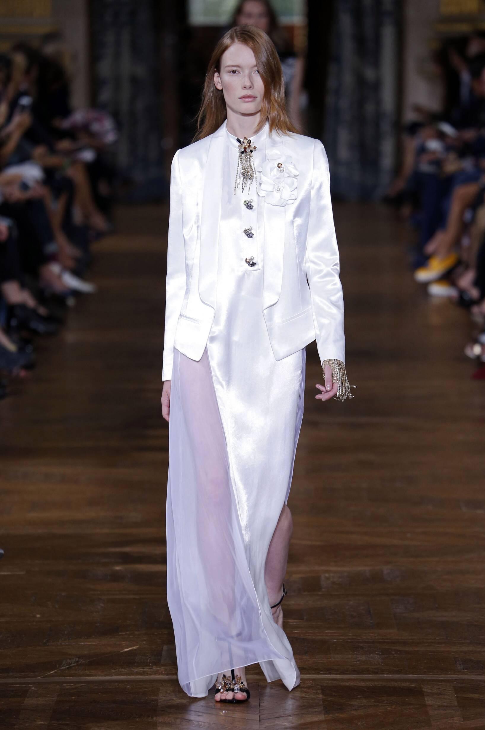 Lanvin Paris Fashion Week Womenswear