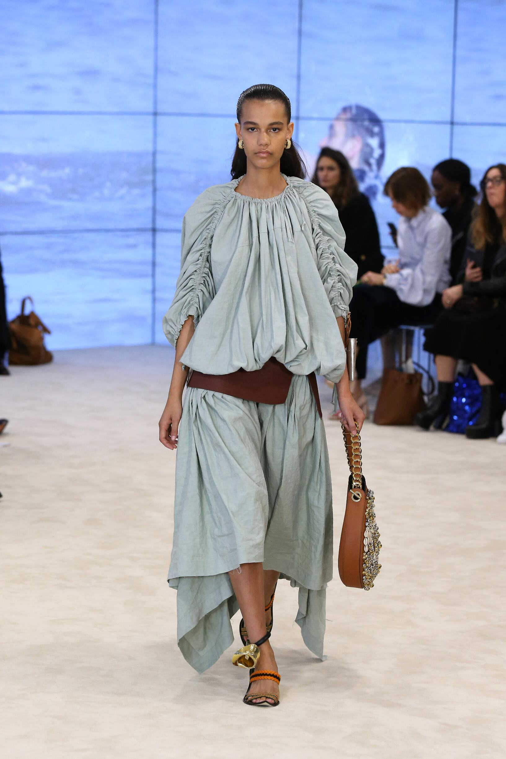 Loewe Paris Fashion Week Womenswear
