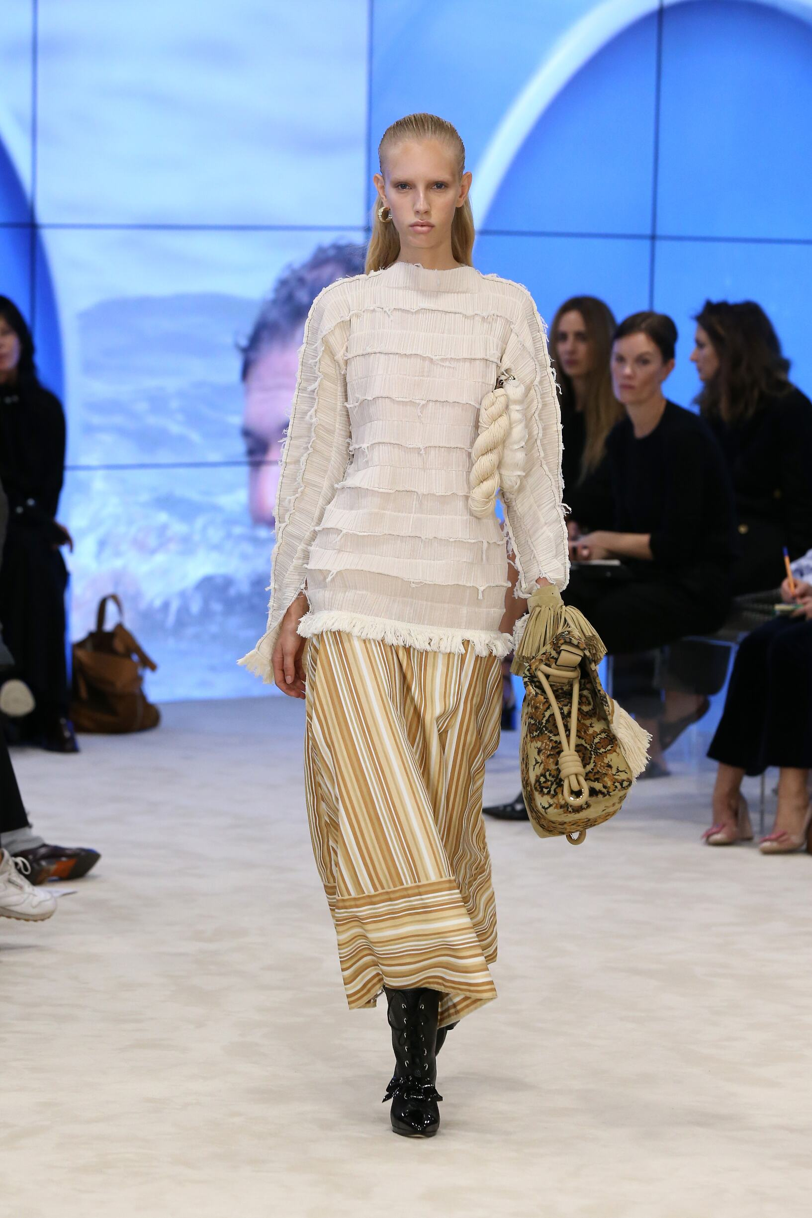 Loewe Spring Summer 2017 Womens Collection Paris Fashion Week