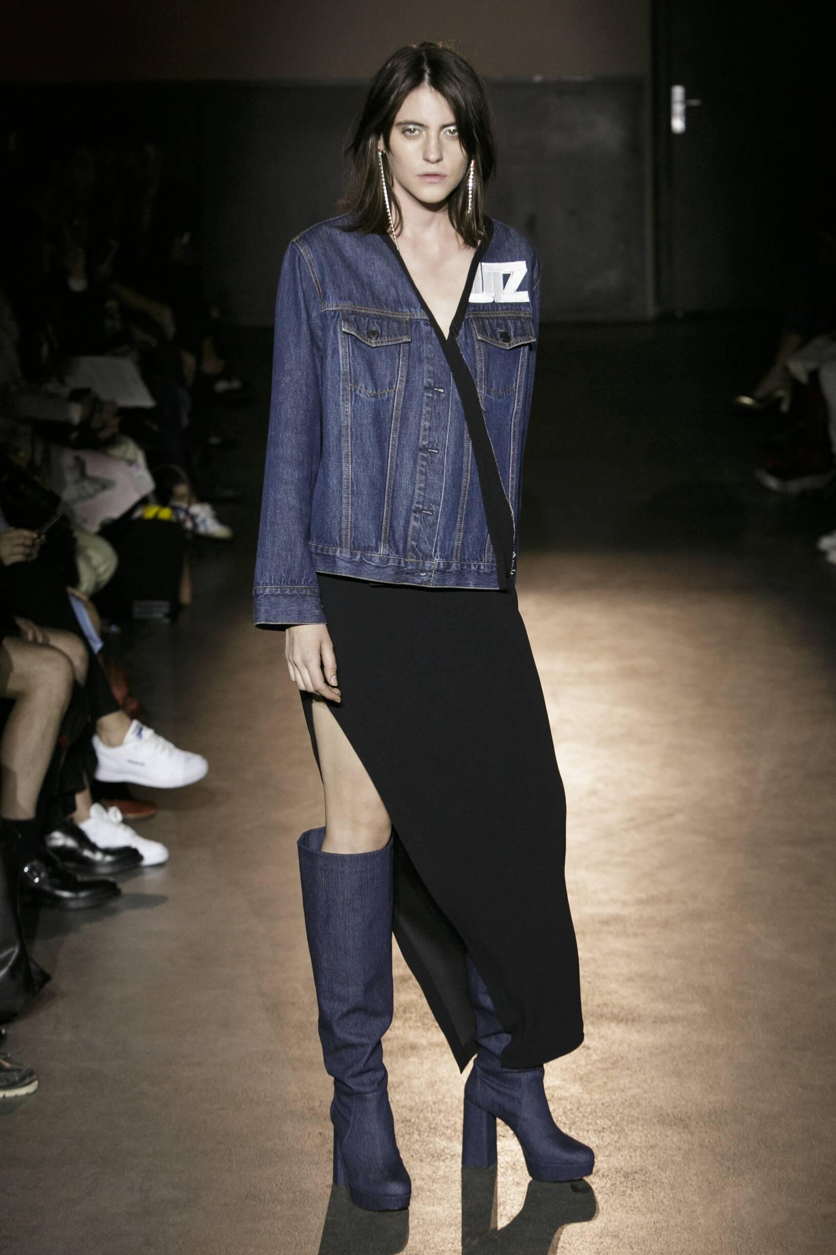 Lutz Huelle Fashion Show