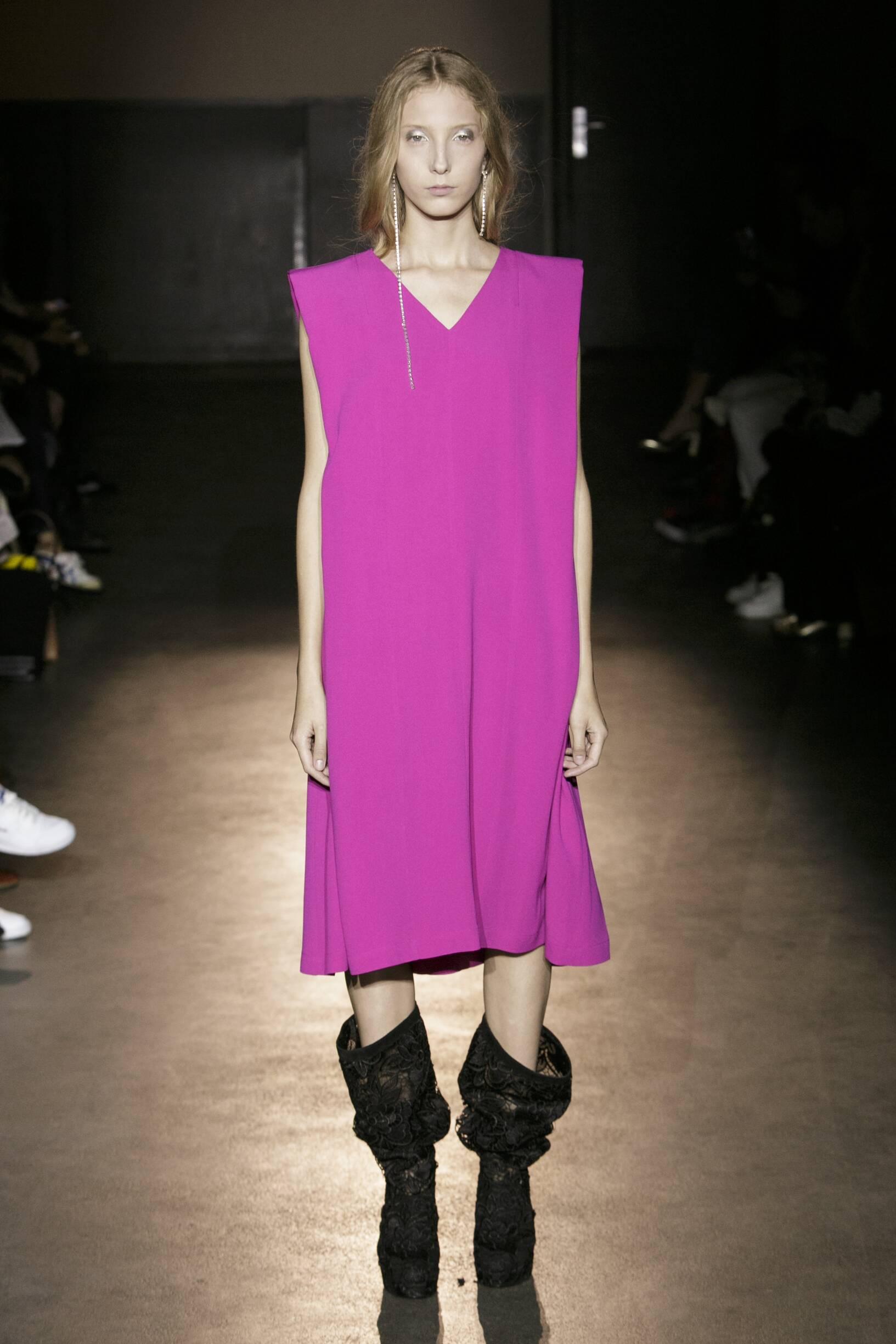 Lutz Huelle Paris Fashion Week Womenswear