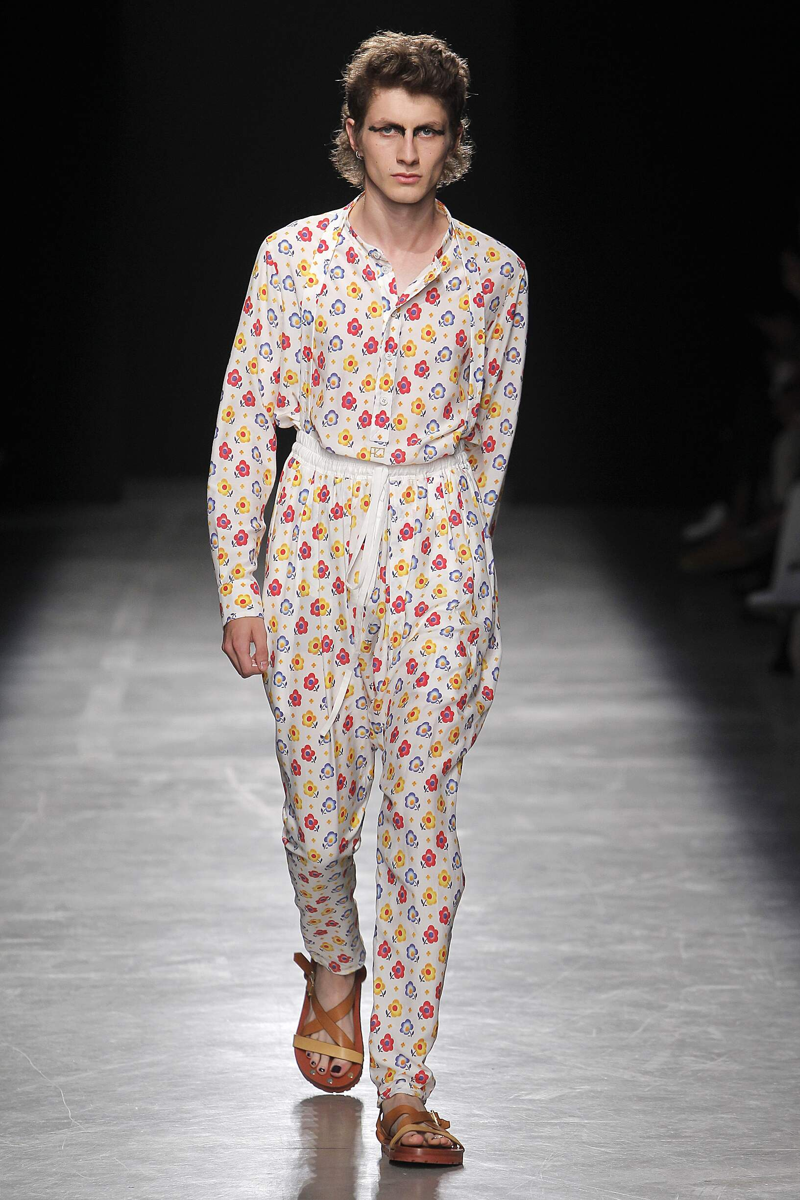 Man SS 2017 Fashion Show Andreas Kronthaler for Vivienne Westwood
