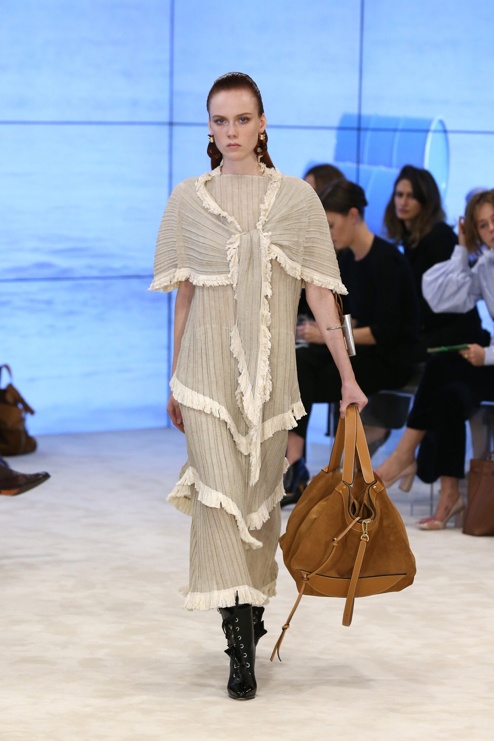 Loewe Spring Summer 2017 Women S Collection The Skinny Beep