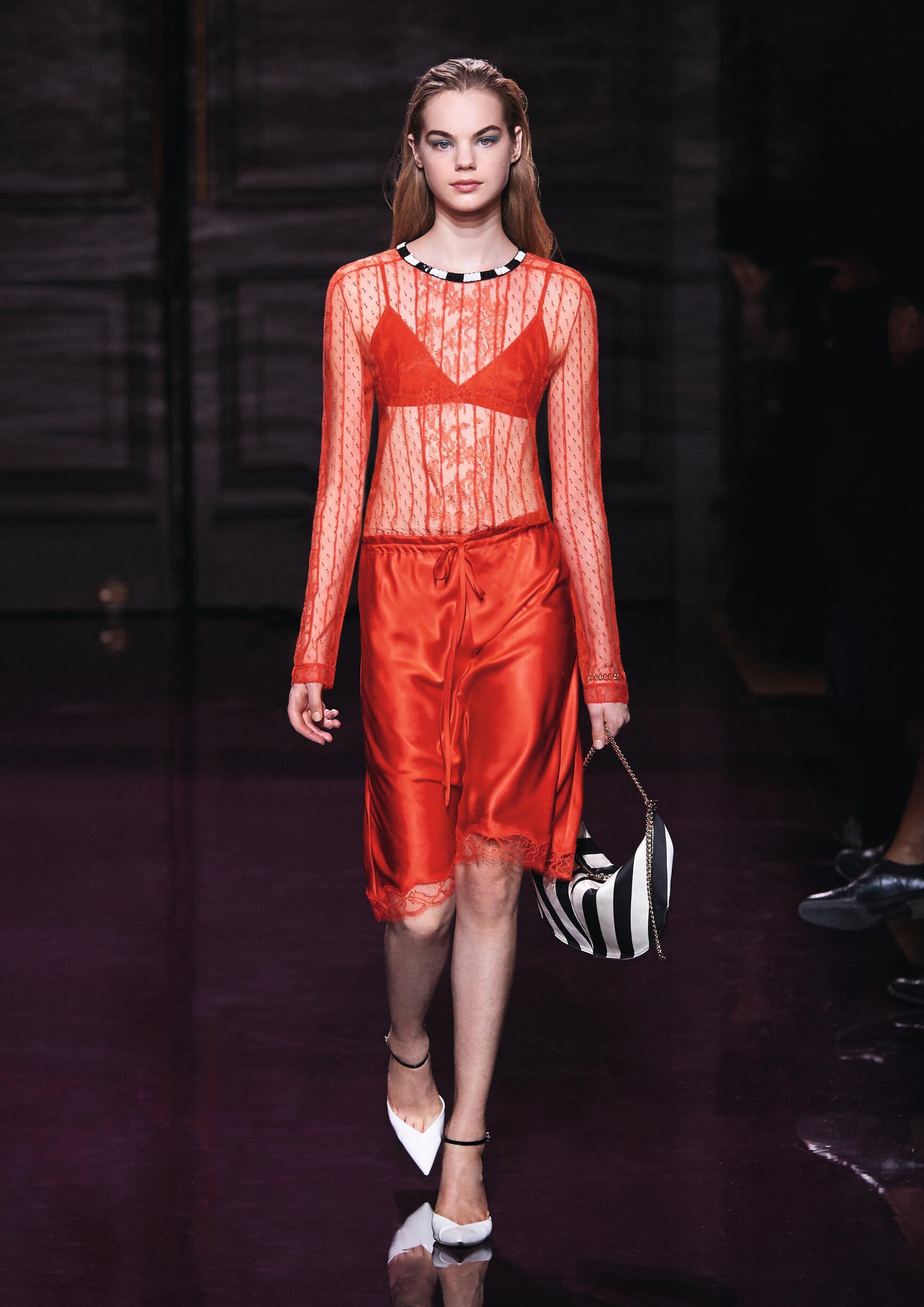 Nina Ricci Spring Summer 2017 Womens Collection Paris Fashion Week